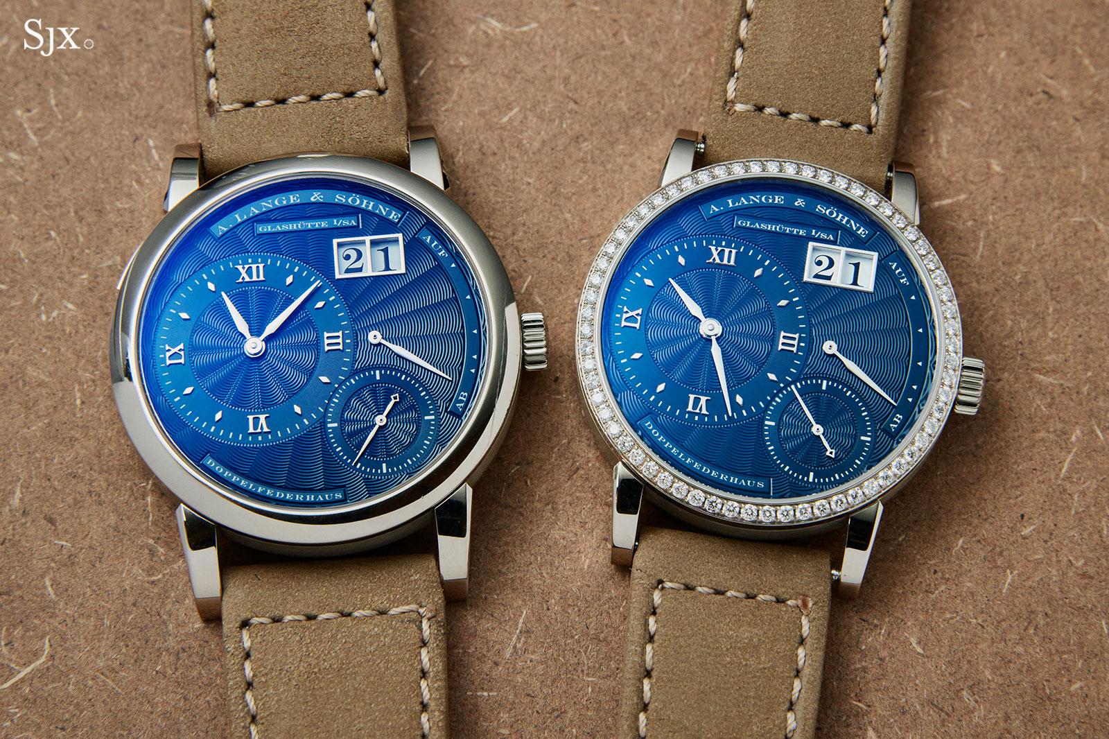 Lange 1 20th anniversary set blue phillips 2