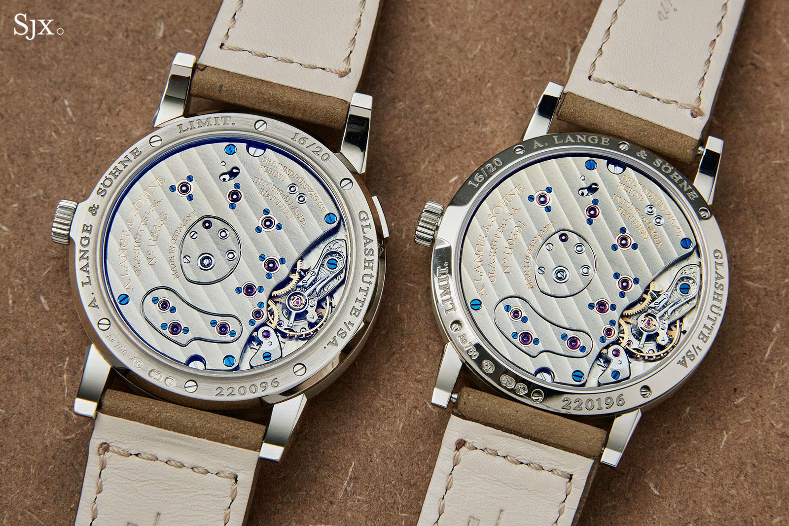 Lange 1 20th anniversary set blue phillips 4