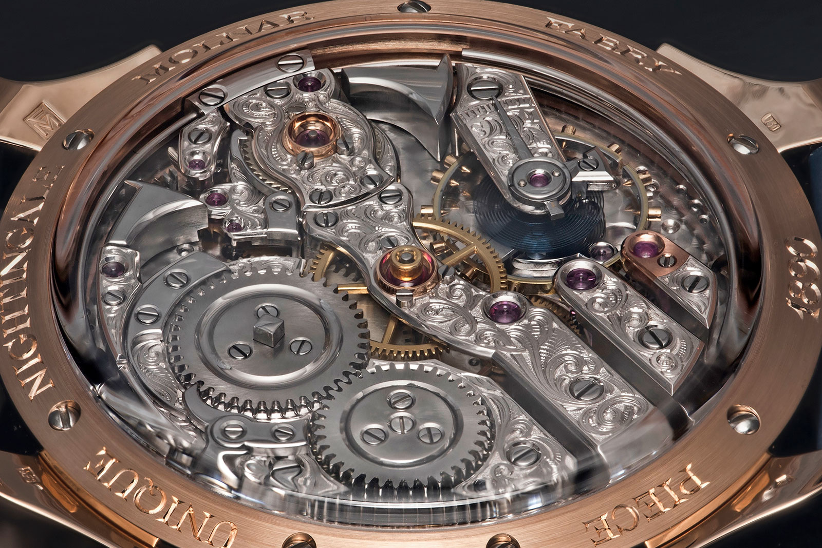 Molnar Fabry Nightingale Minute Repeater 1