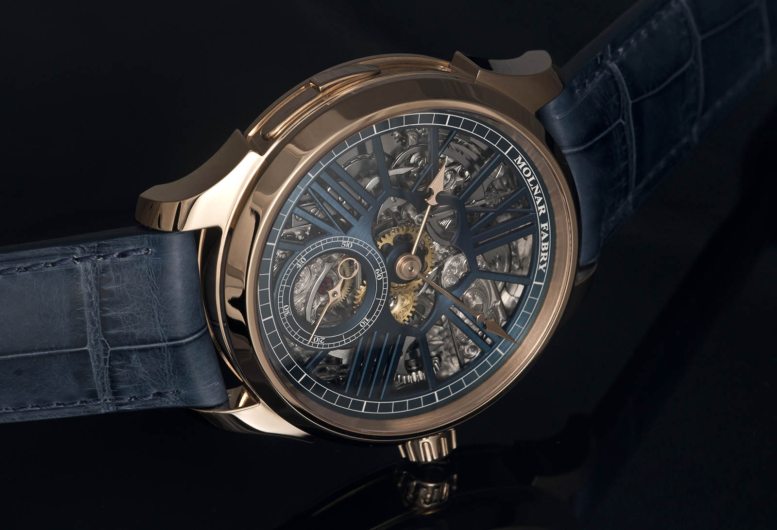 Molnar Fabry Nightingale Minute Repeater 11
