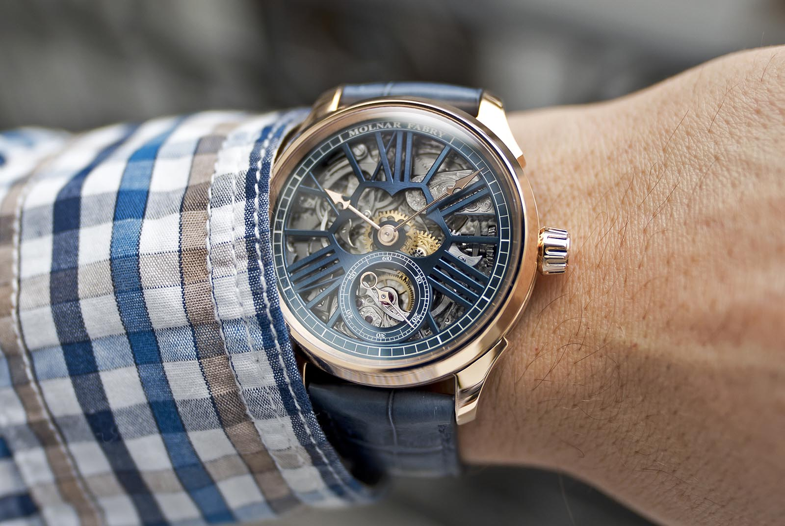 Molnar Fabry Nightingale Minute Repeater 3