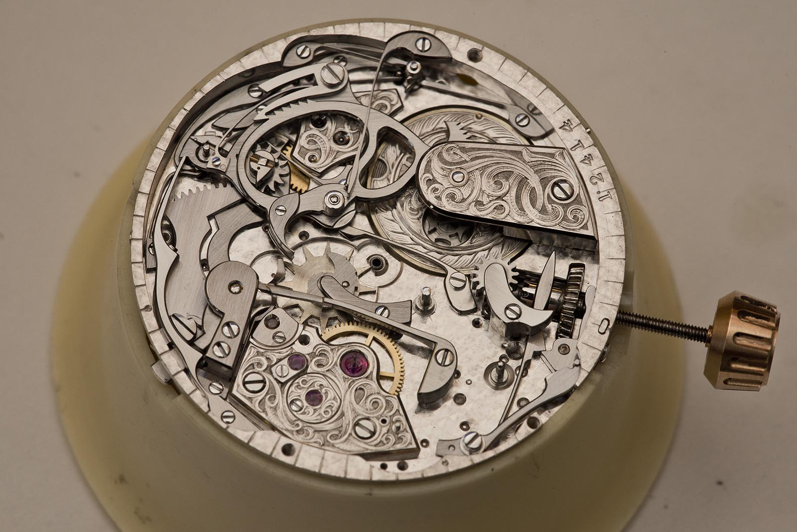 Molnar Fabry Nightingale Minute Repeater 5