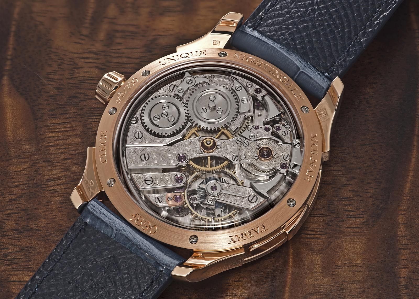 Molnar Fabry Nightingale Minute Repeater 6