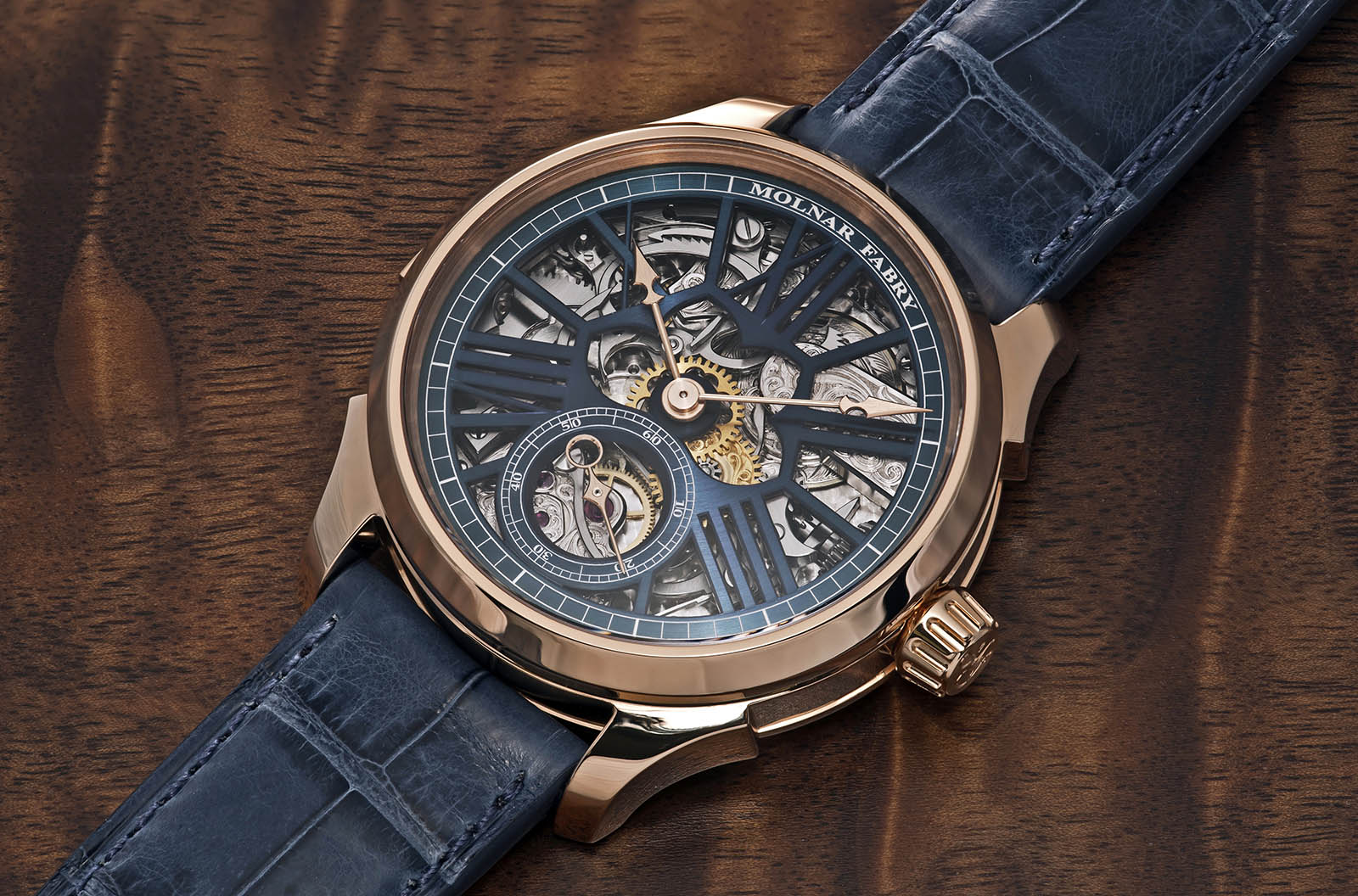 Molnar Fabry Nightingale Minute Repeater 7