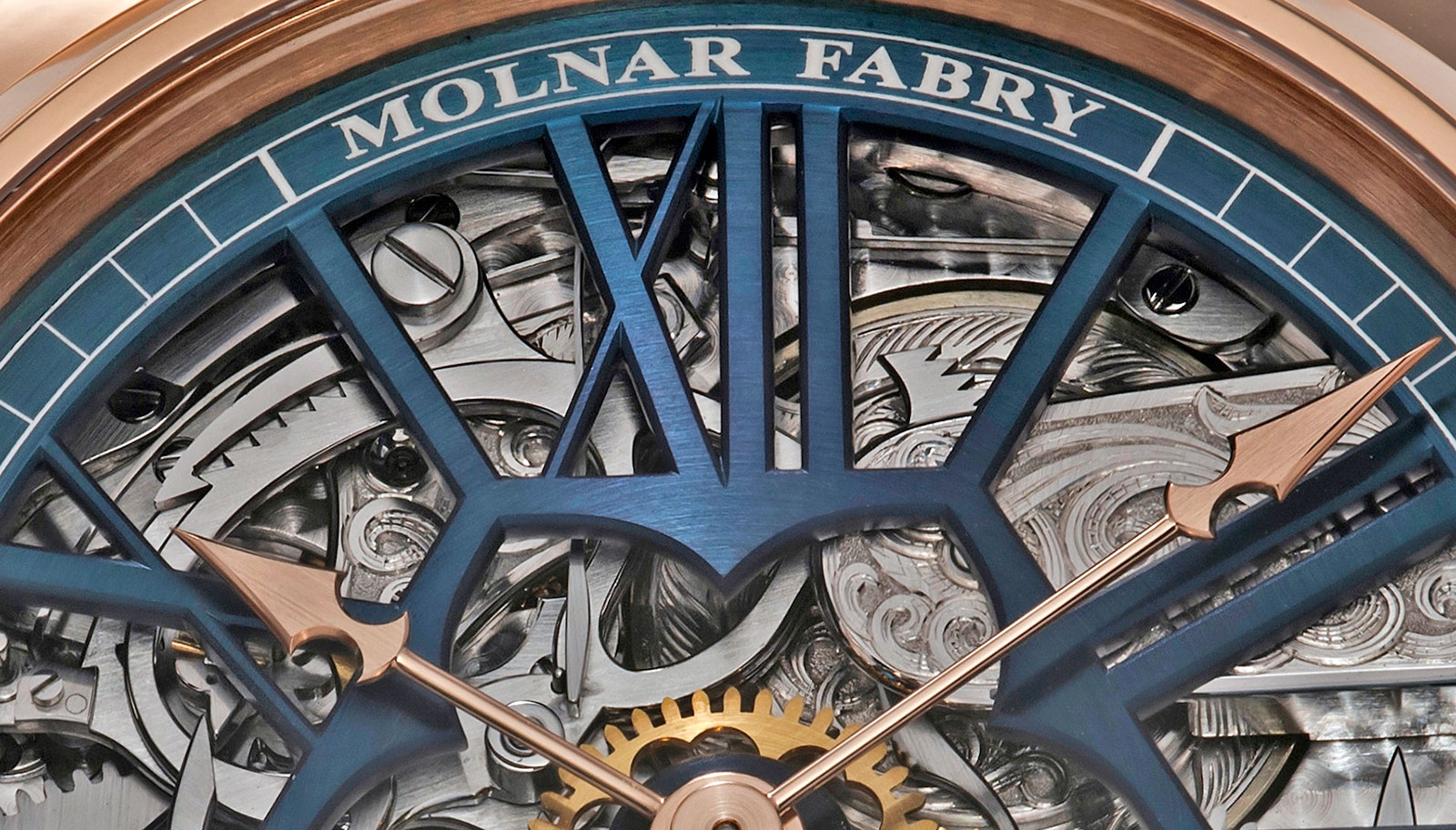 Molnar Fabry Nightingale Repeater