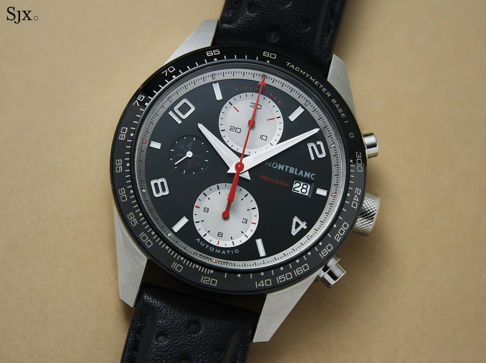 Monblanc Reverse Panda TimeWalker Manufacture Chronograph 2