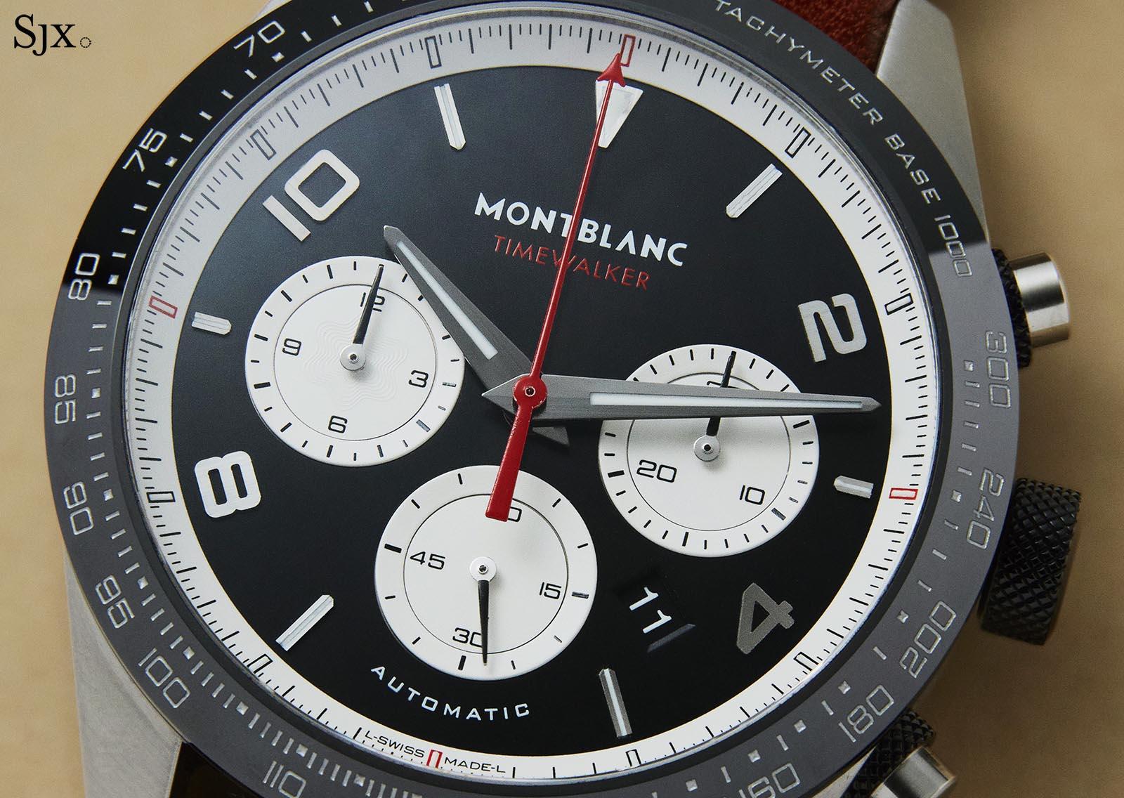 Monblanc Reverse Panda TimeWalker Manufacture Chronograph 7