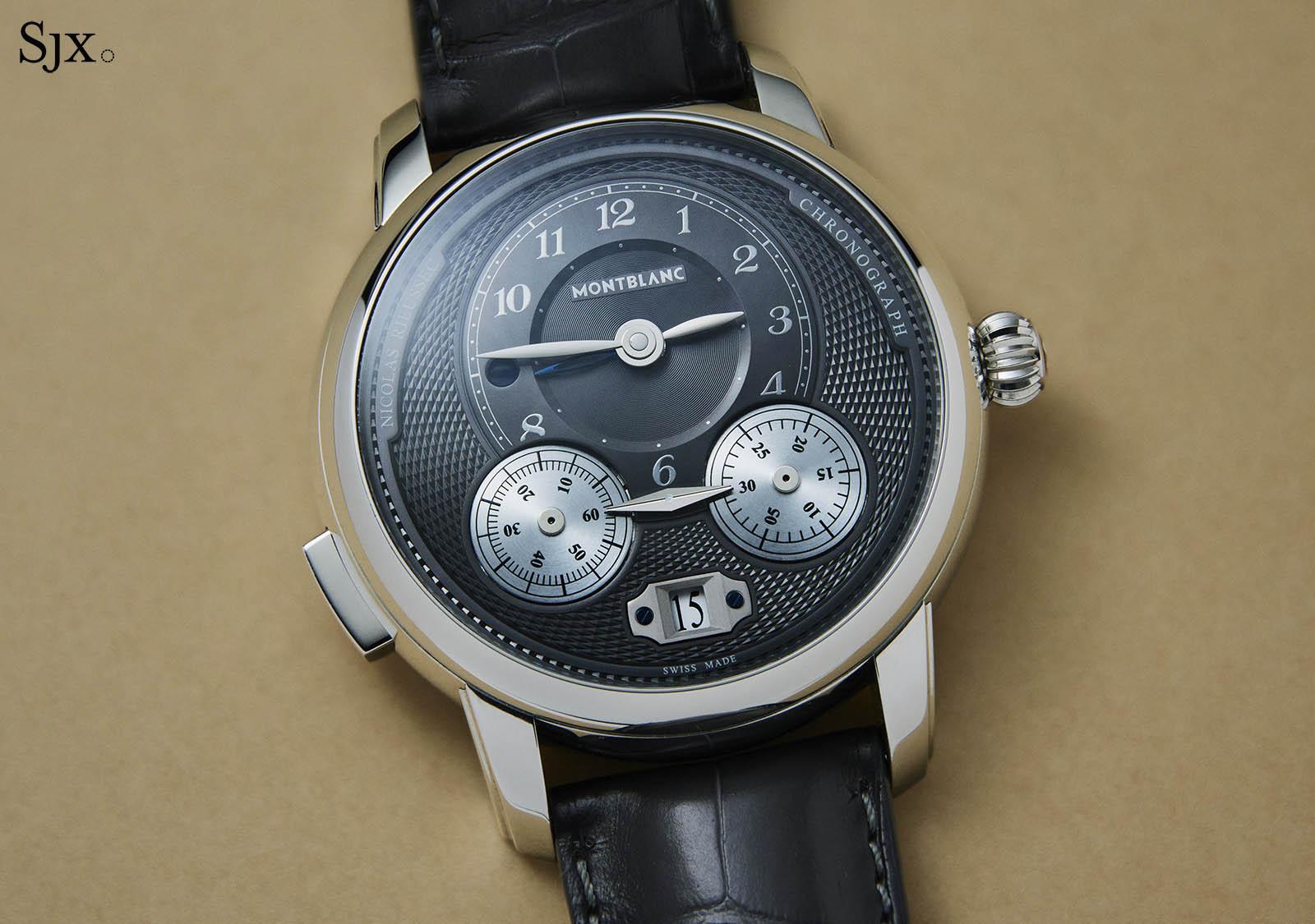 Montblanc Star Legacy Nicolas Rieussec Chronograph 7