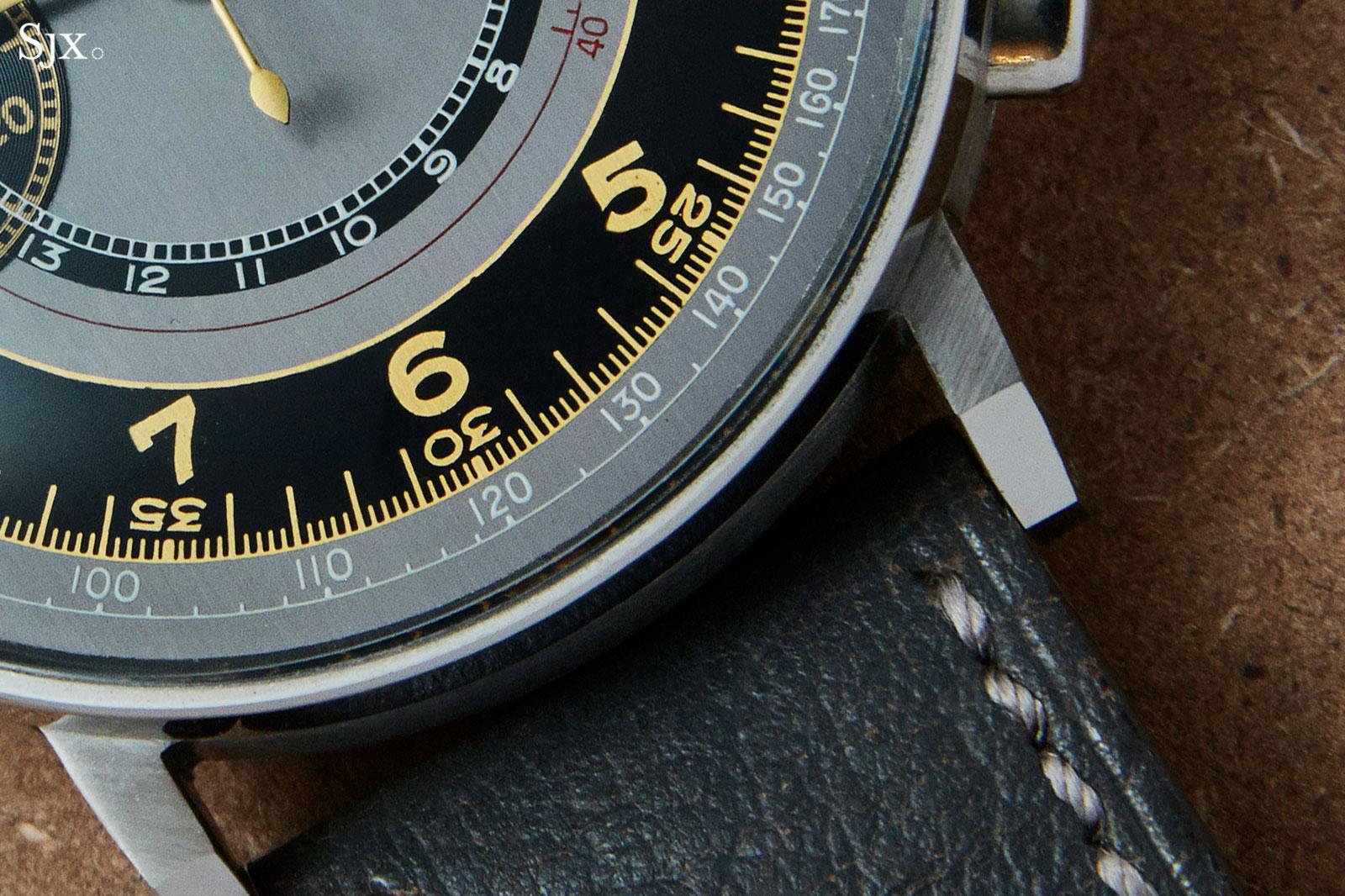 Omega CK2079 chronograph 33.3 1