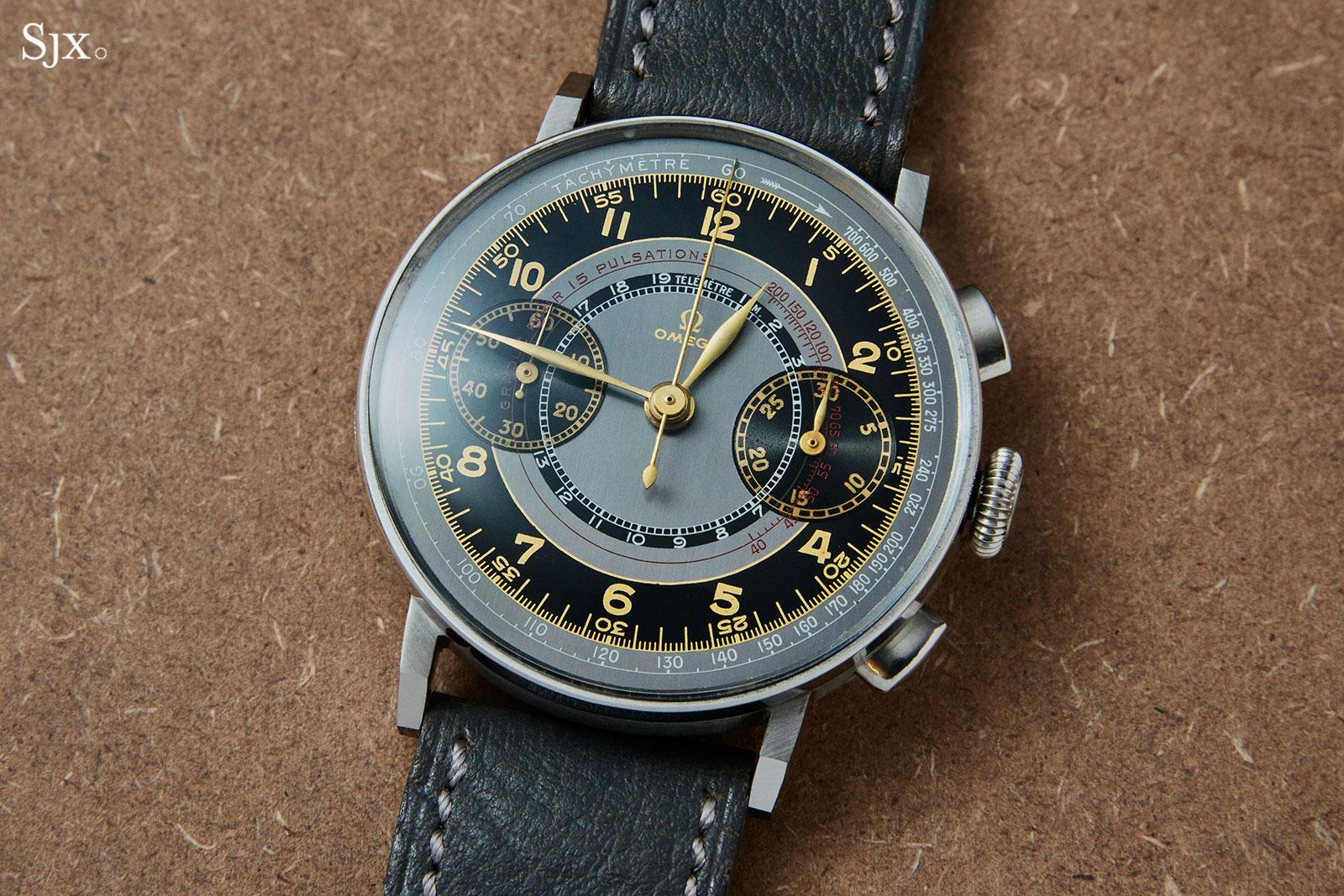Omega CK2079 chronograph 33.3 3