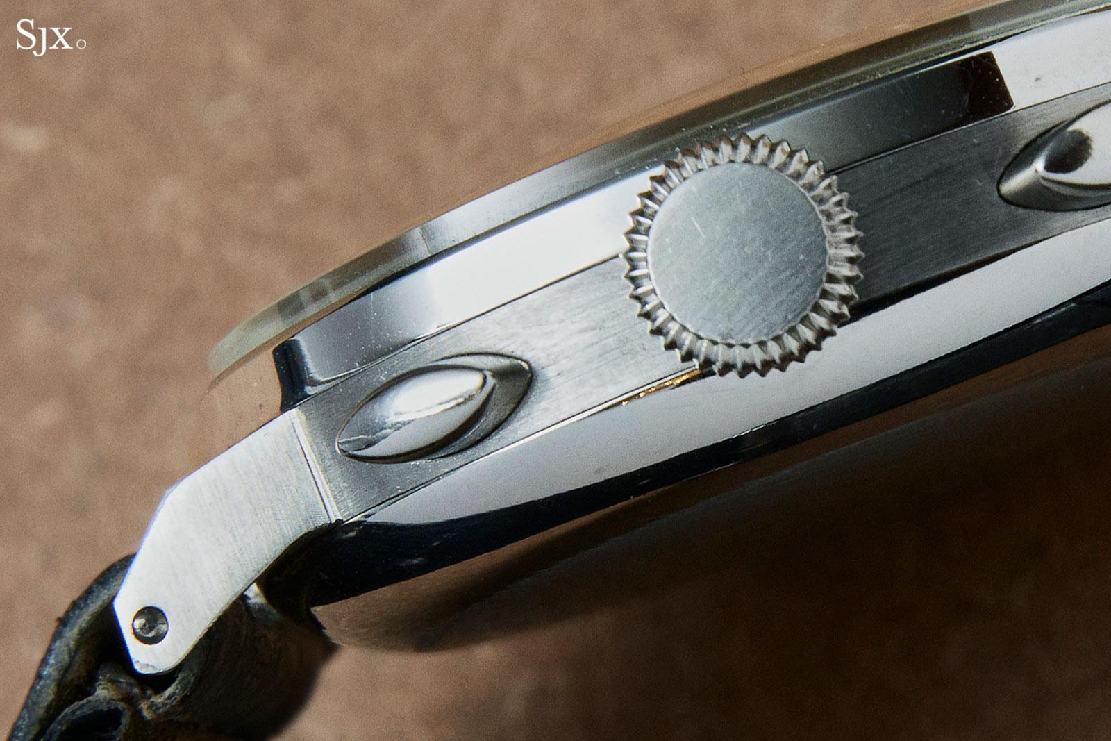 Omega CK2079 chronograph 33.3 5