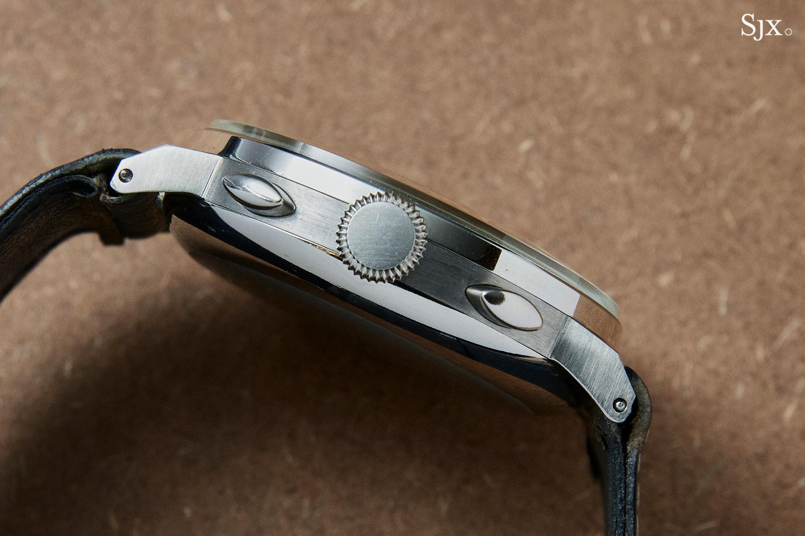 Omega CK2079 chronograph 33.3 6
