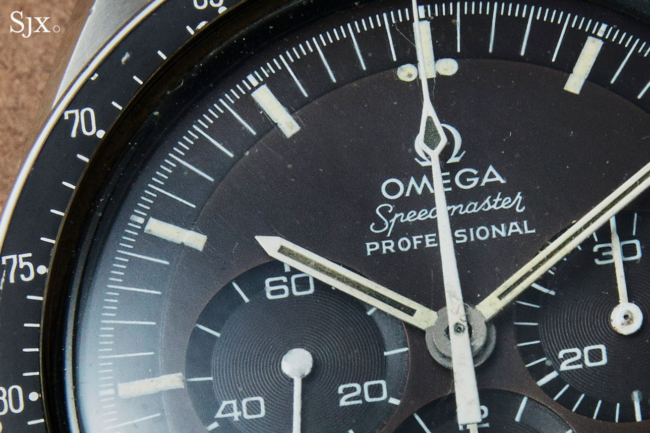 Omega Speedmaster 145.022 tropical 2