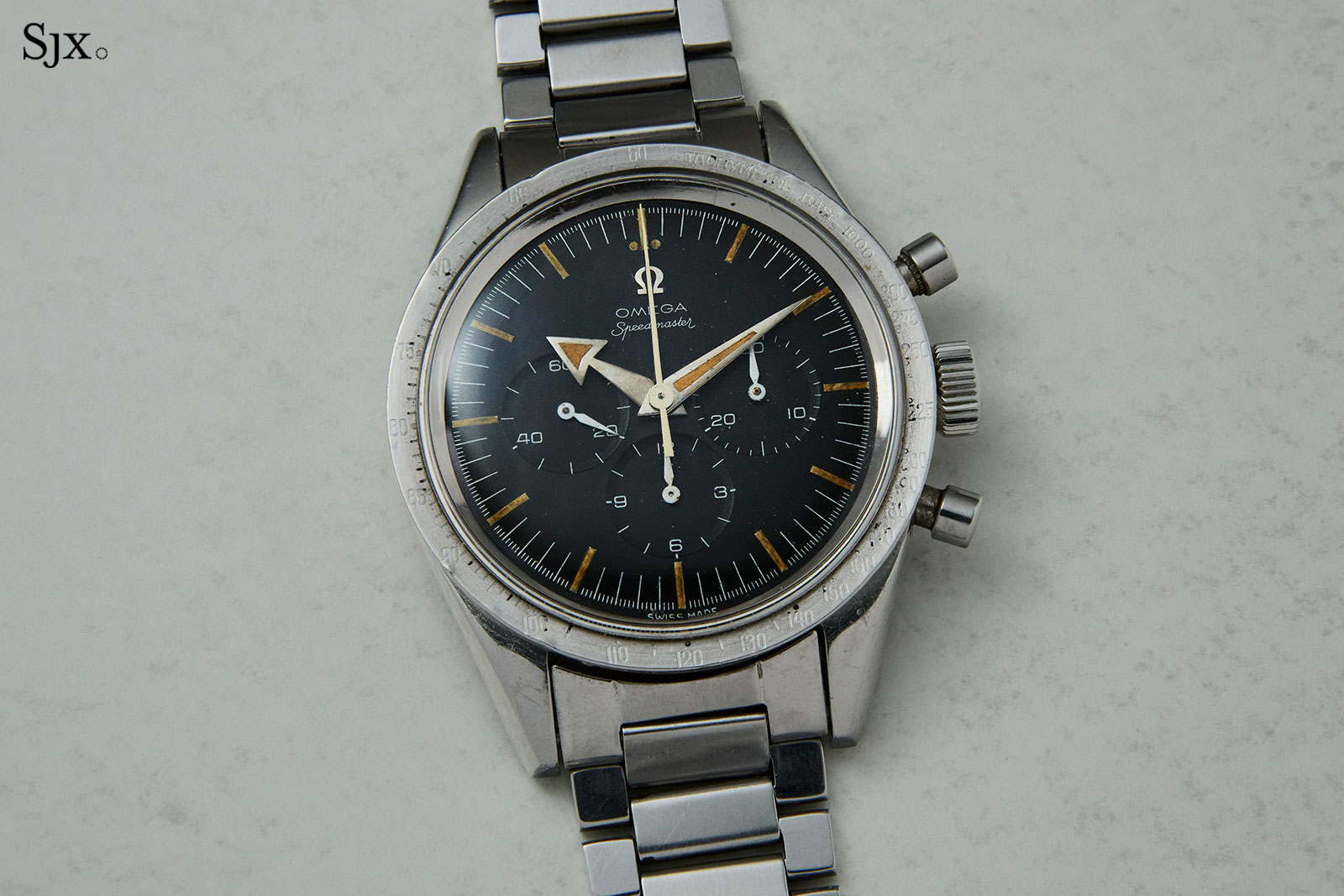 Omega Speedmaster 2915-2 christies 3