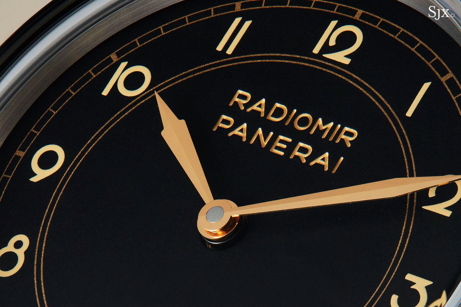 Panerai Radiomir 1940 art deco PAM 790