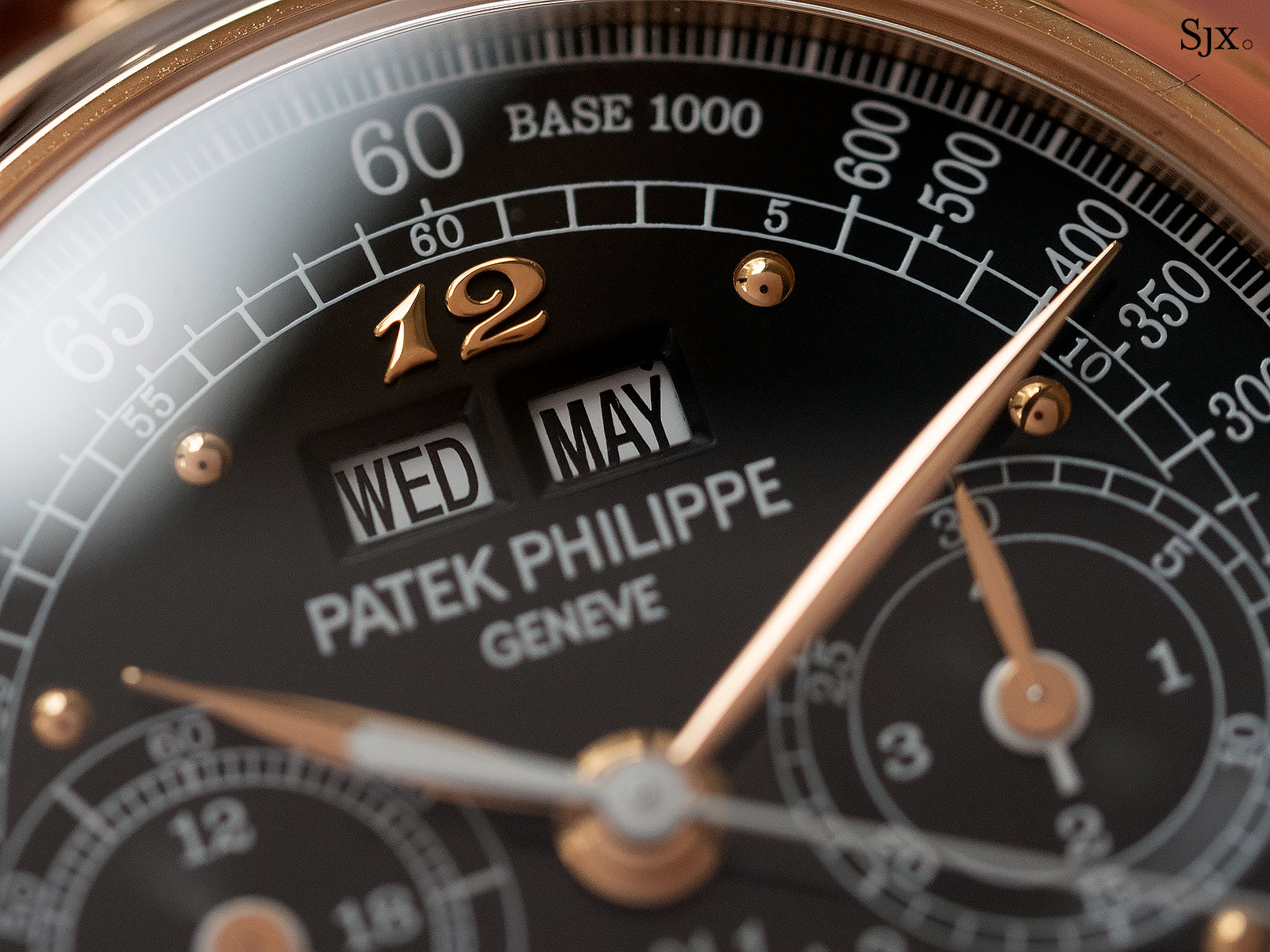 Patek Philippe 3970R London 2015 6