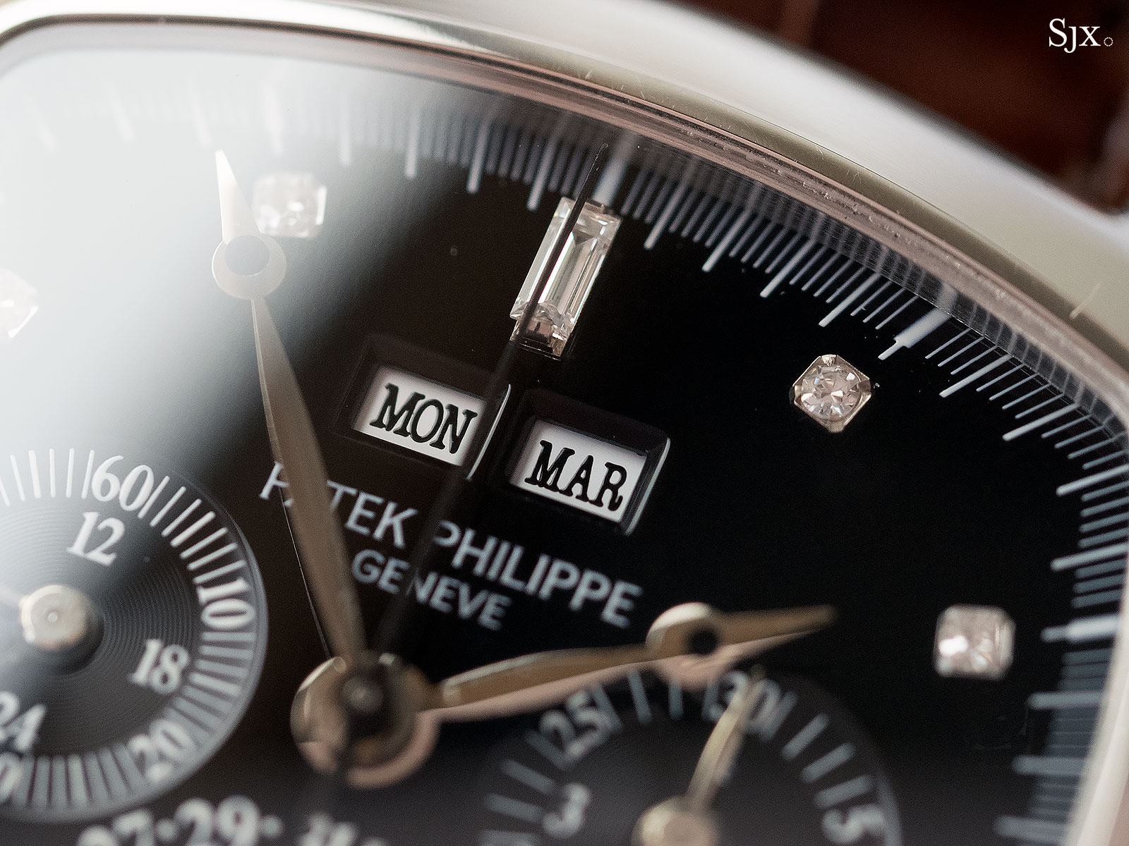 Patek Philippe 5020P diamonds 2