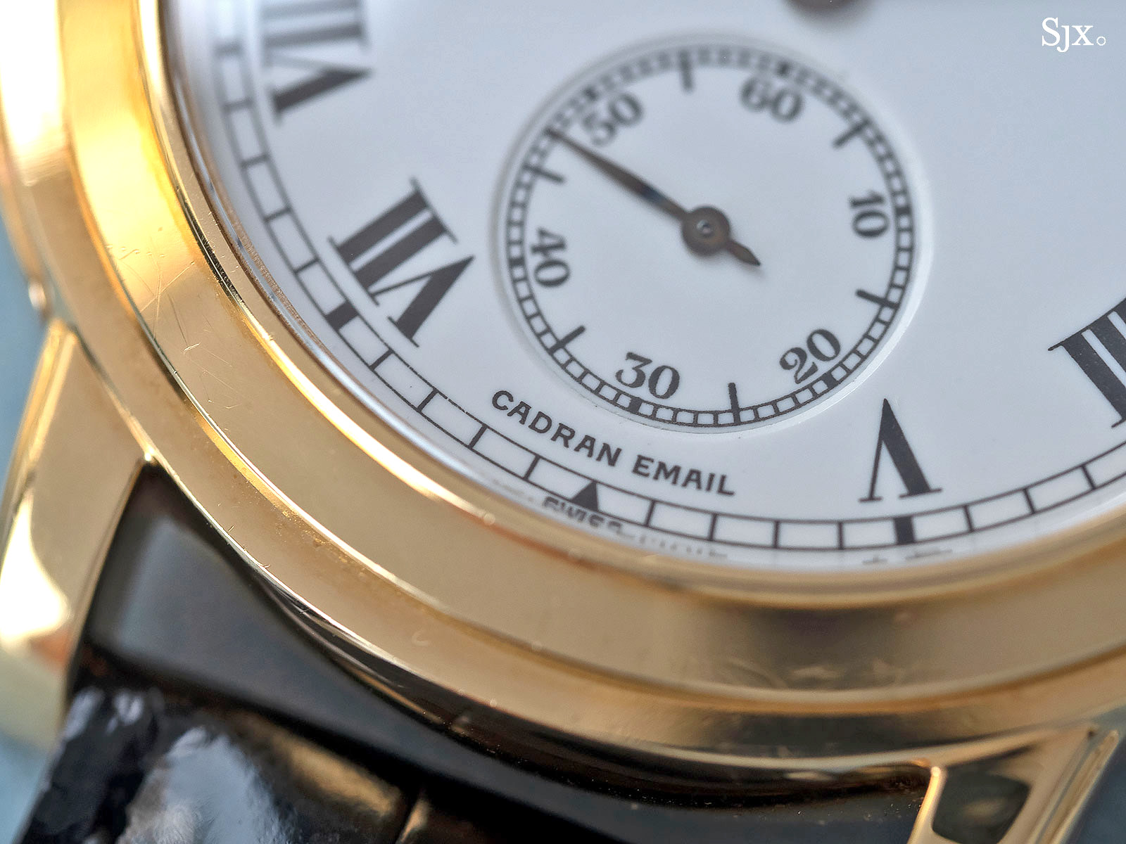 Patek Philippe 5079J minute repeater dial