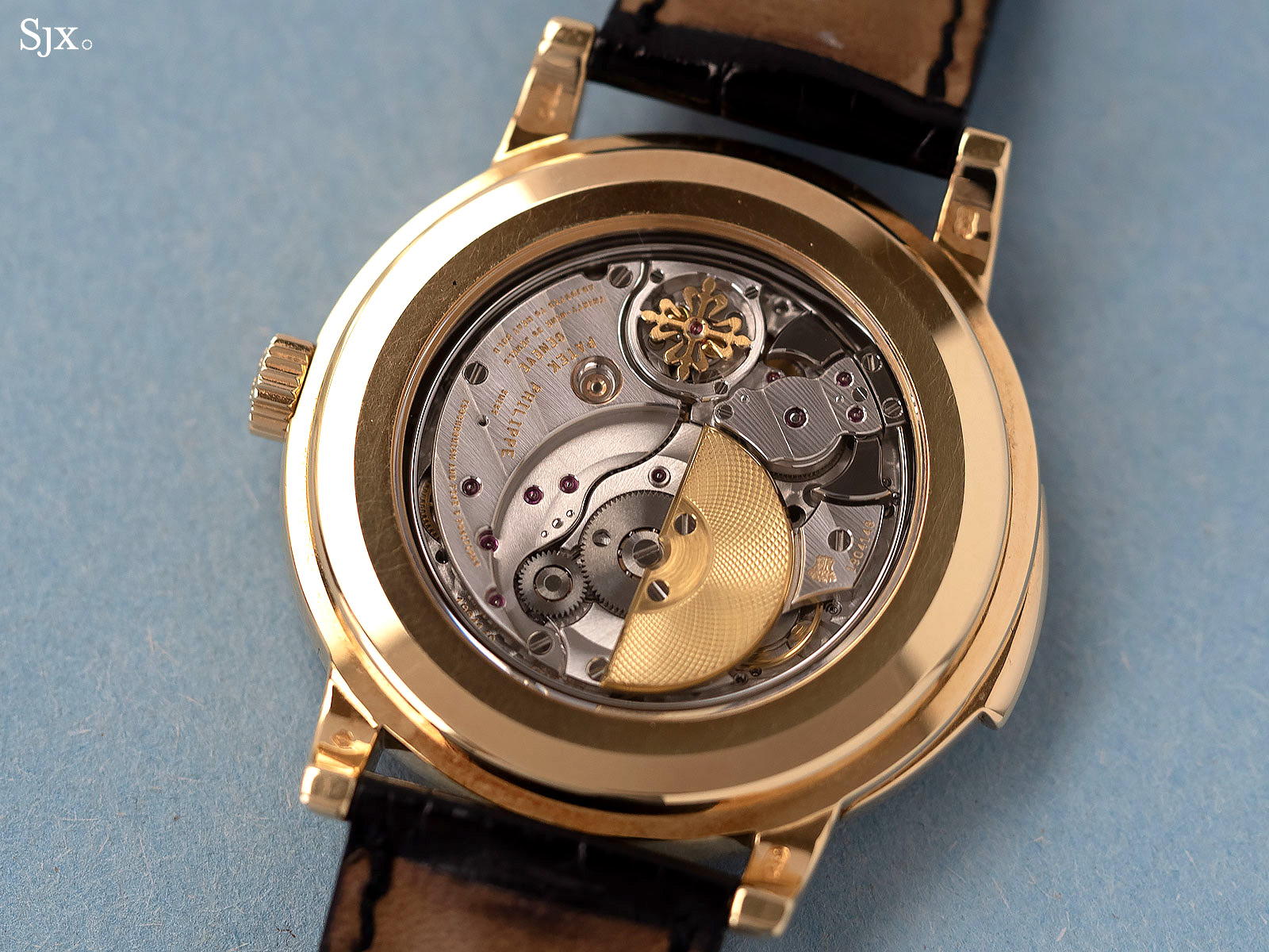 Patek Philippe 5079J minute repeater movement