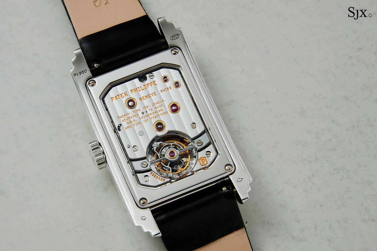 Patek Phillippe 10 Day Tourbillon 5101P christies 4