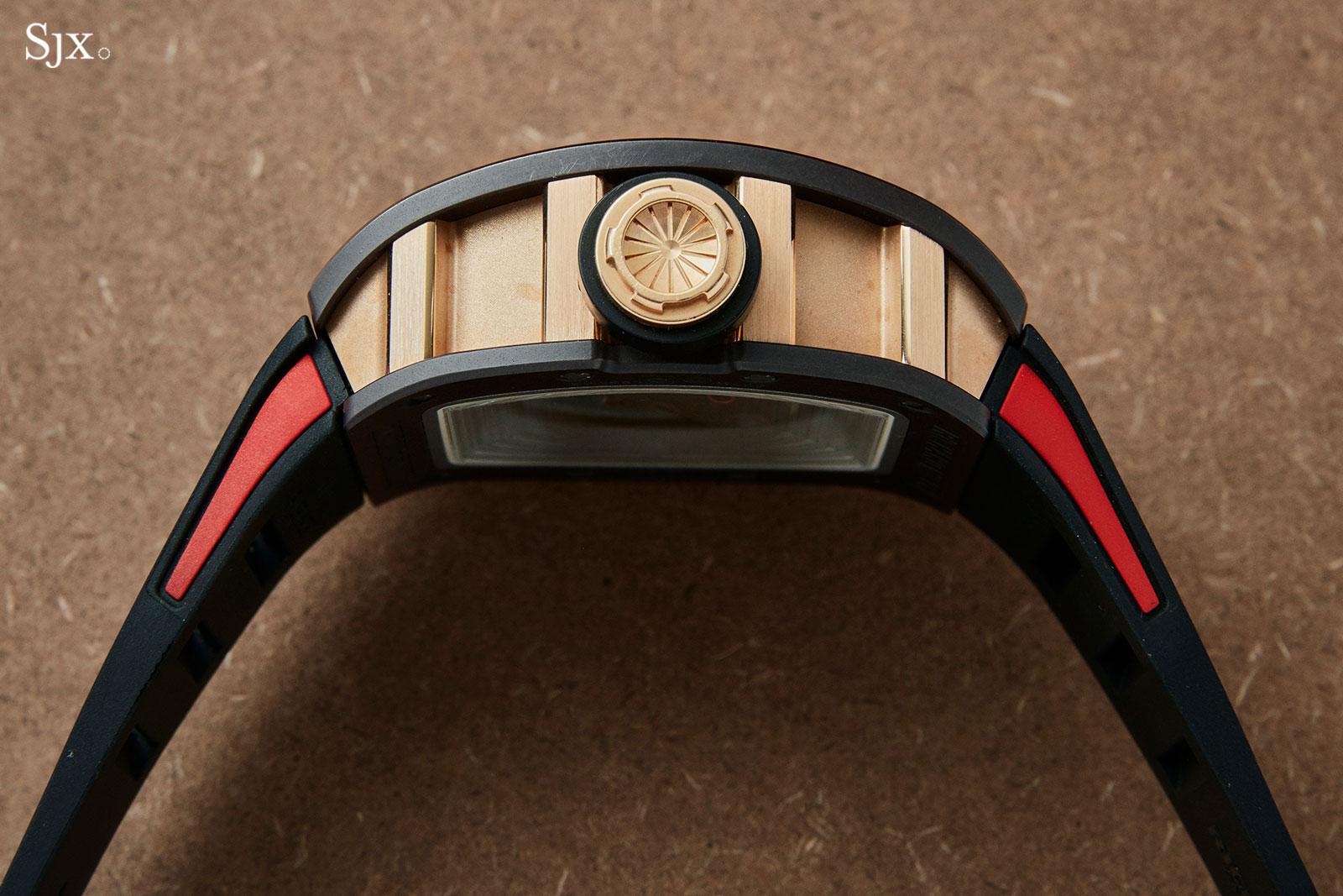 Richard Mille RM 52-01 Skull Asia Edition 5