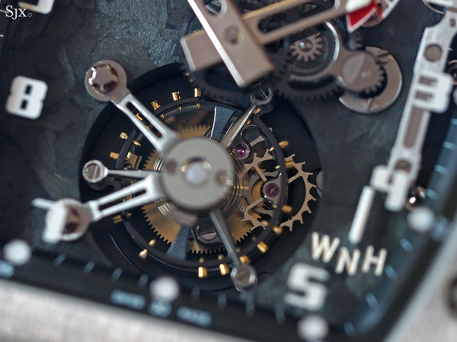 Richard Mille RM002-V2 titanium 2