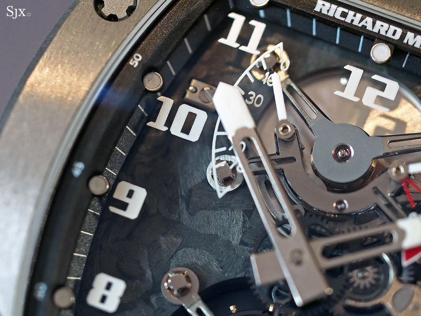 Richard Mille RM002-V2 titanium 4