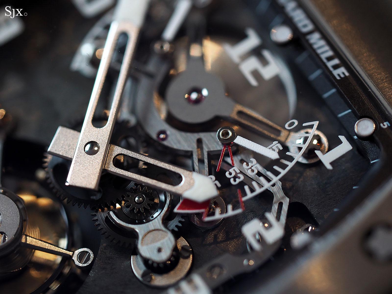 Richard Mille RM002-V2 titanium 5