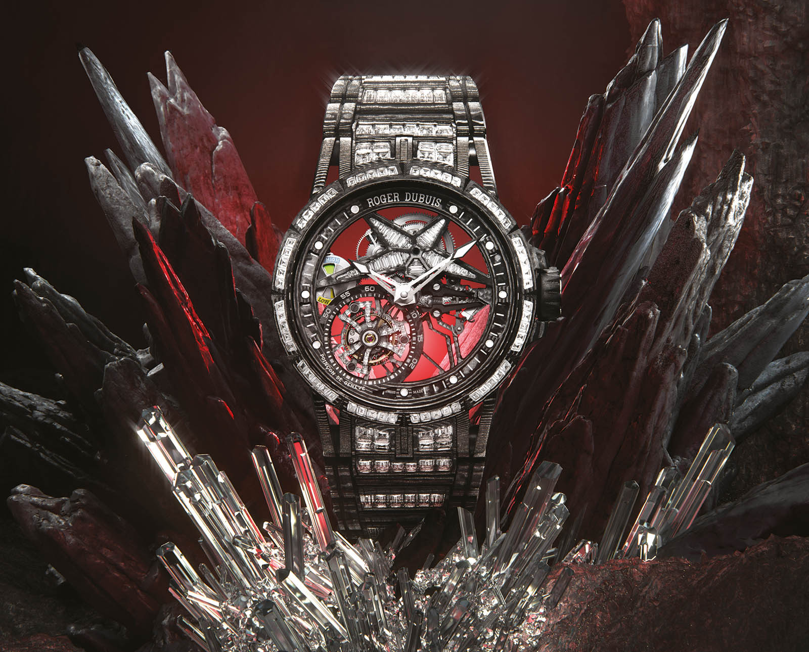 Roger Dubuis Excalibur Spider Ultimate Carbon 3