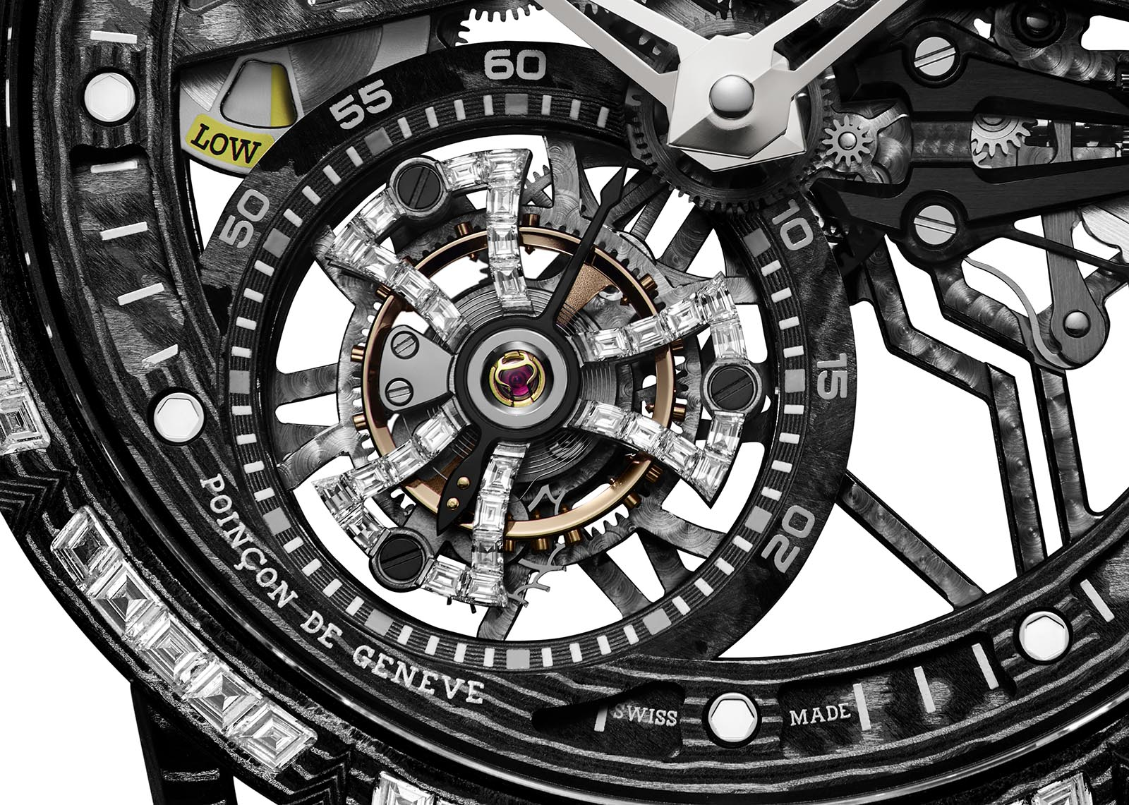 Roger Dubuis Excalibur Spider Ultimate Carbon 5
