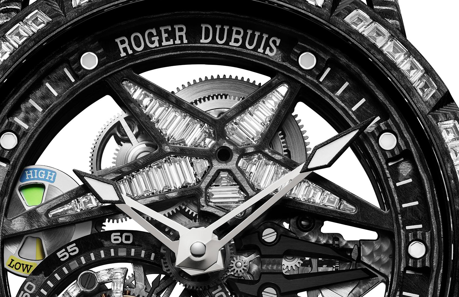 Roger Dubuis Excalibur Spider Ultimate Carbon 6