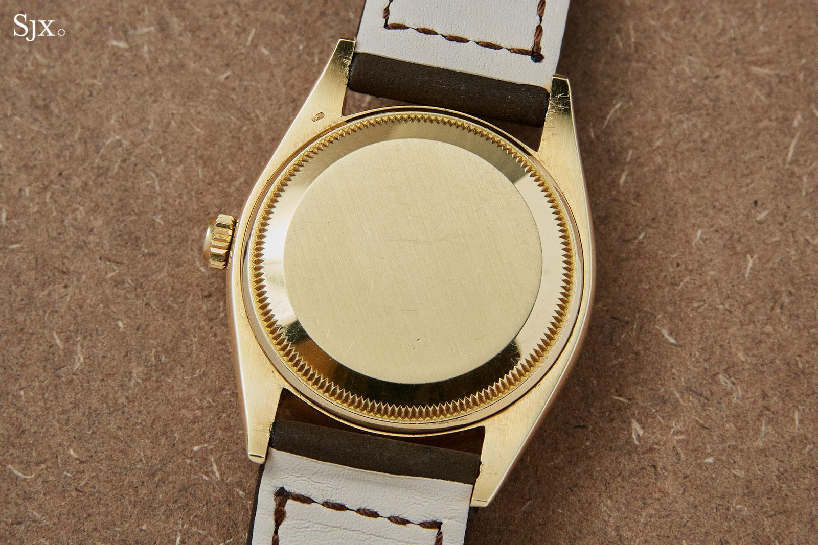 Rolex Tru-Beat 6556 18k gold 3