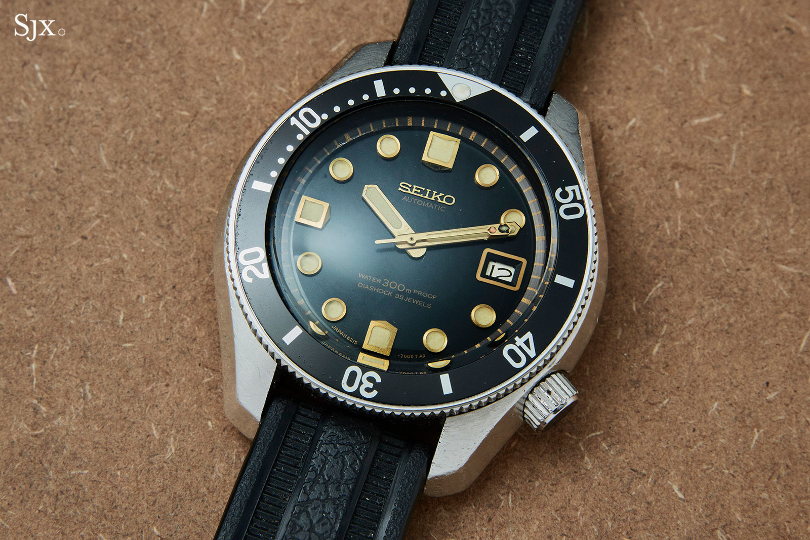 Seiko 300m diver 6215-7000 2