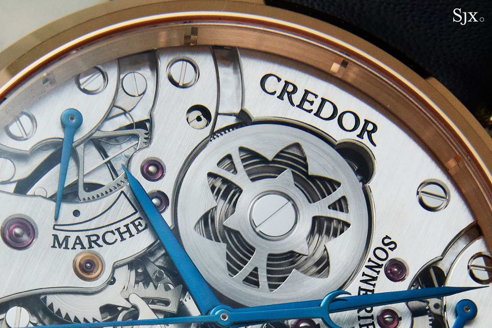 Seiko Credor Spring Drive Sonnerie Christies 2
