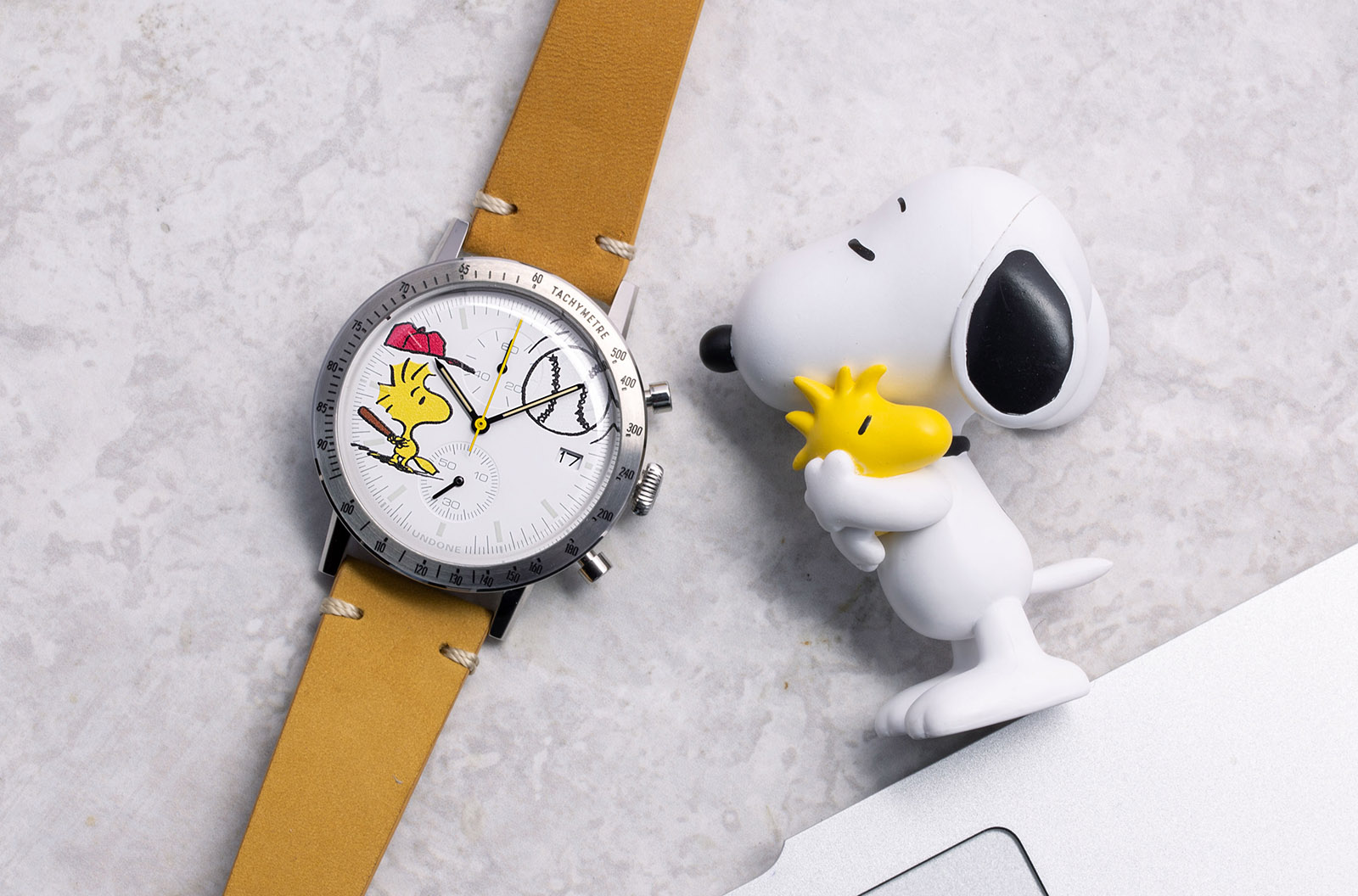 Undone Peanuts Urban One World Chronograph Custom