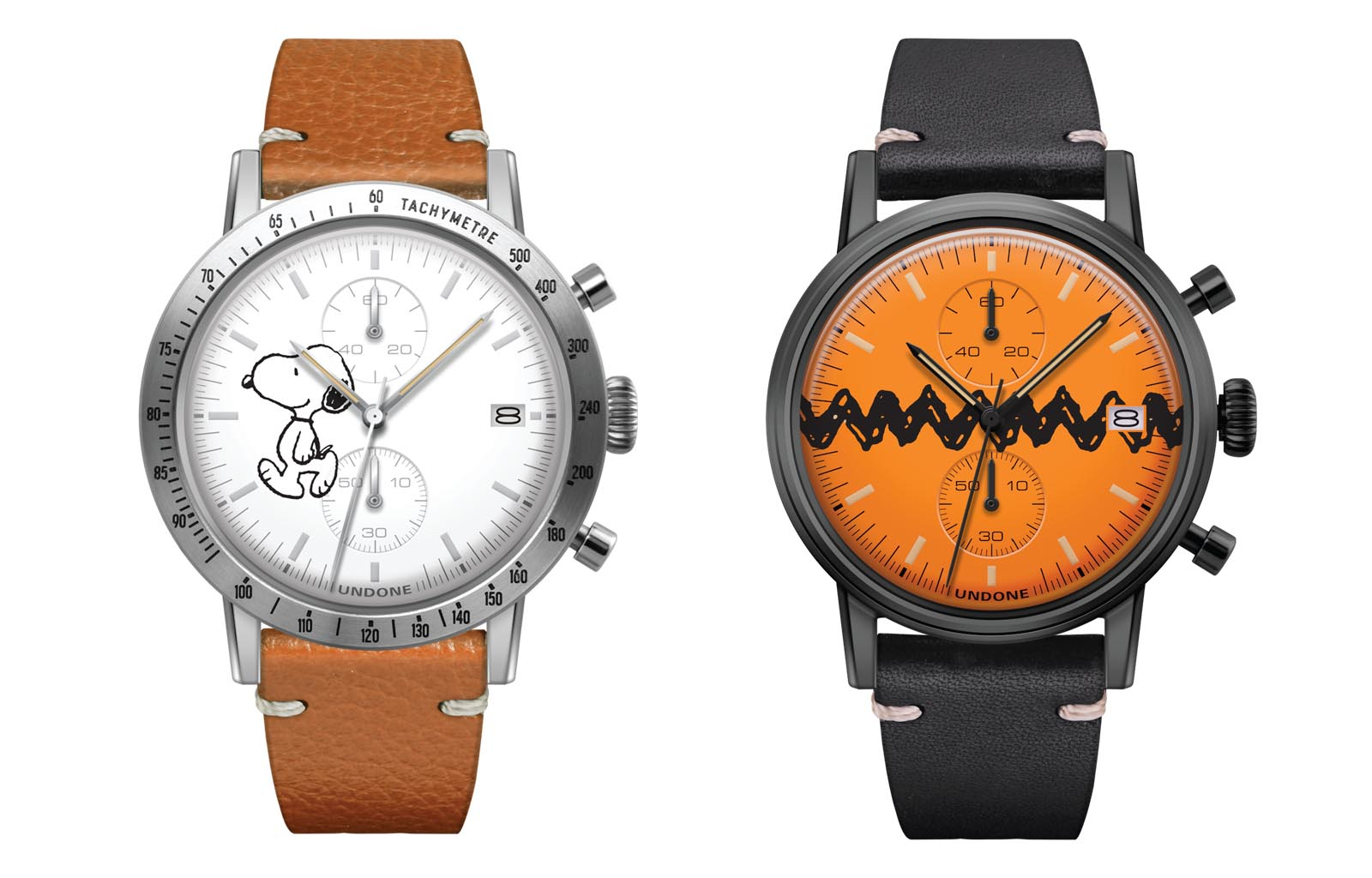 Undone Peanuts Urban One World Chronograph Hong Kong