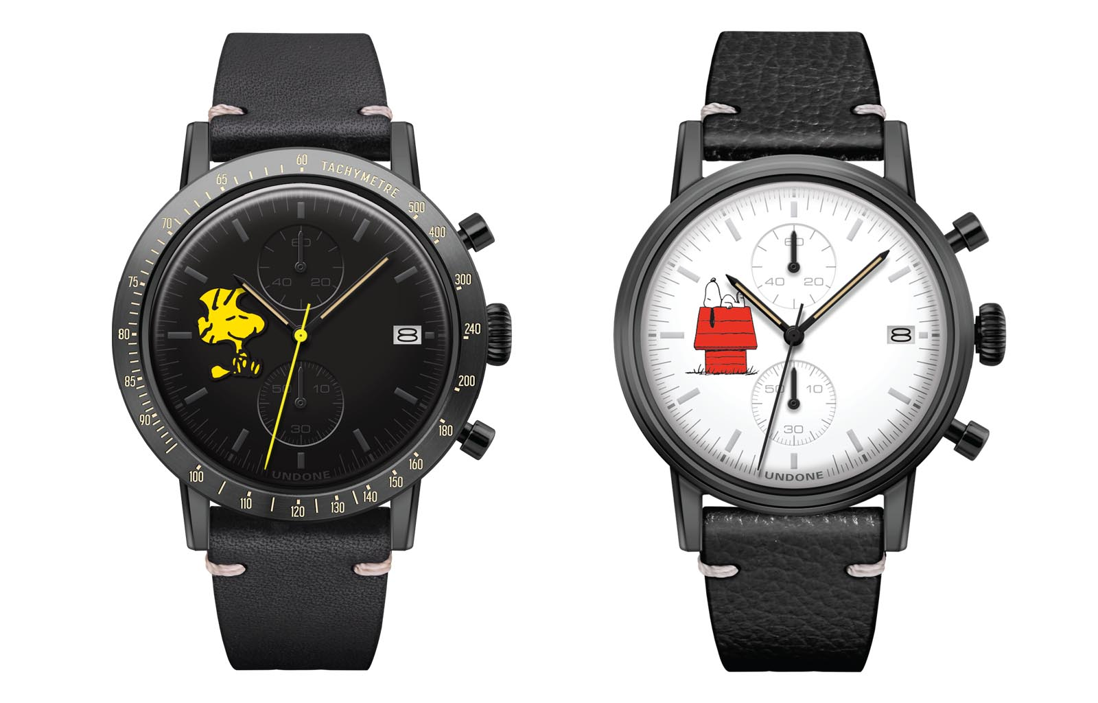 Undone Peanuts Urban One World Chronograph Macau