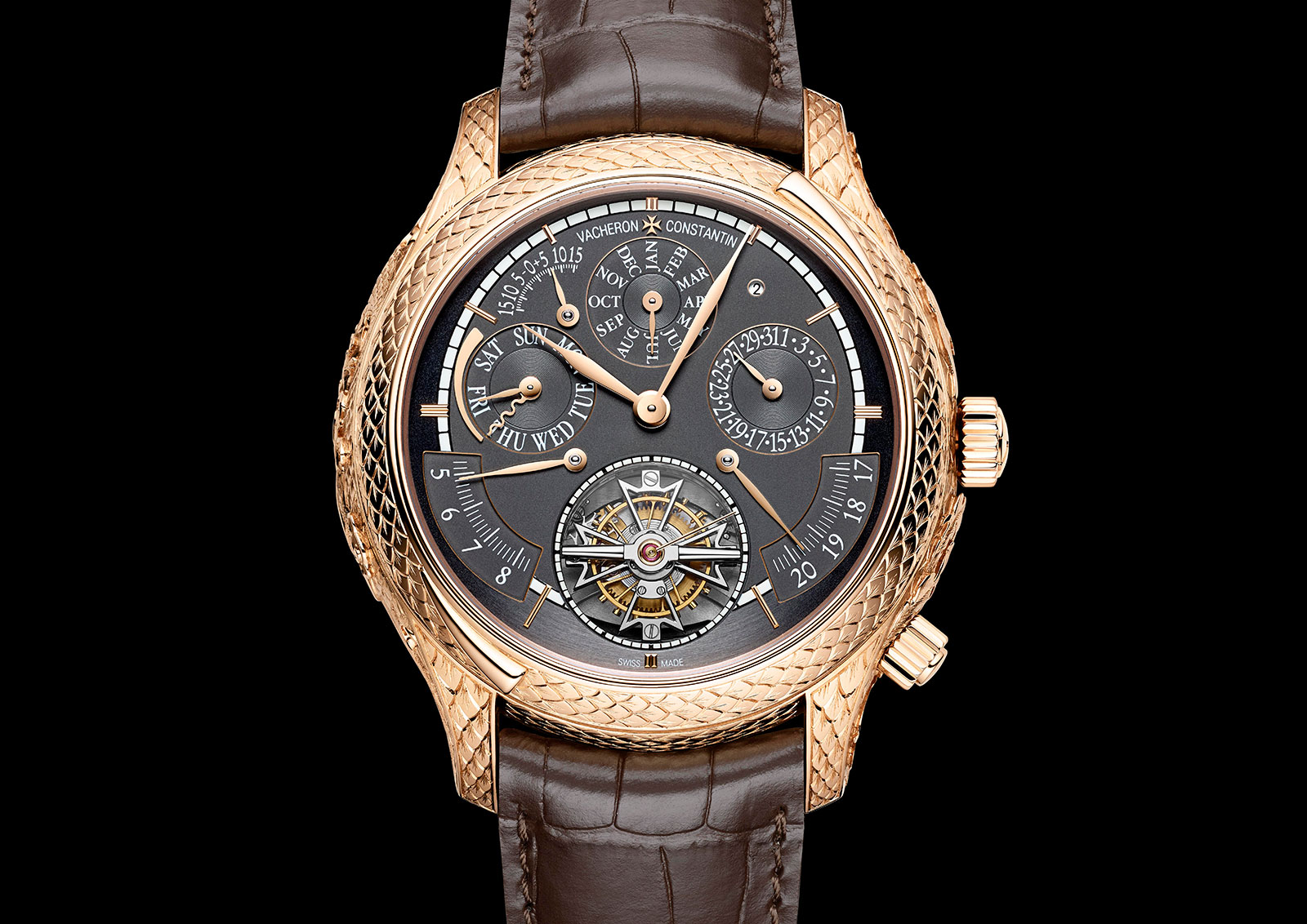 Vacheron Constantin Cabinotiers Grand Complication Phoenix 5