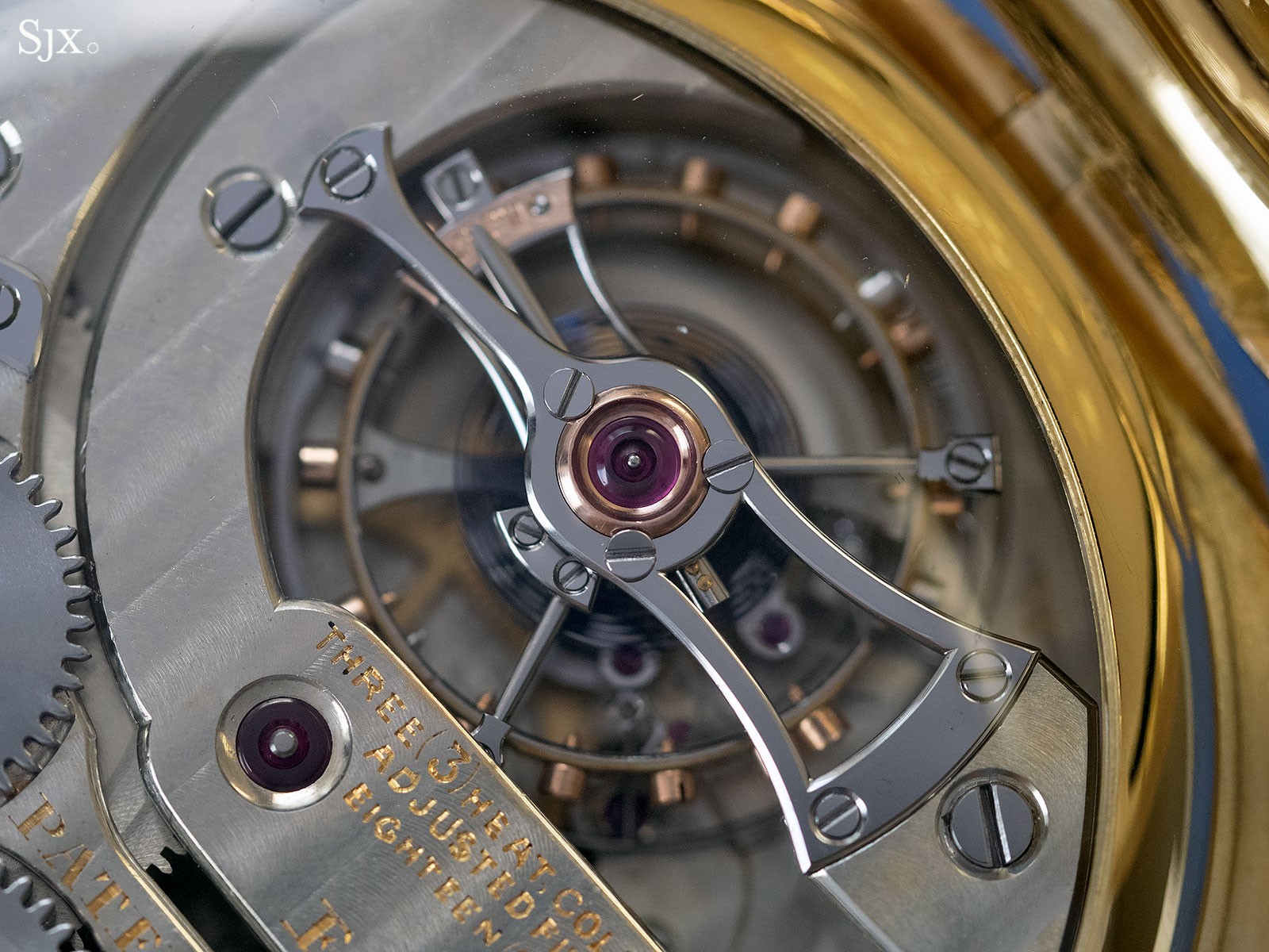 patek observatory tourbillon pocket watch 198312 13