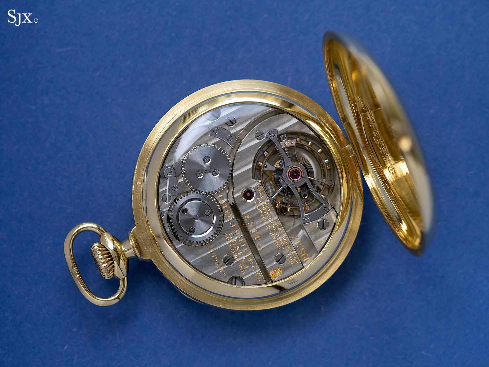 patek observatory tourbillon pocket watch 198312 6