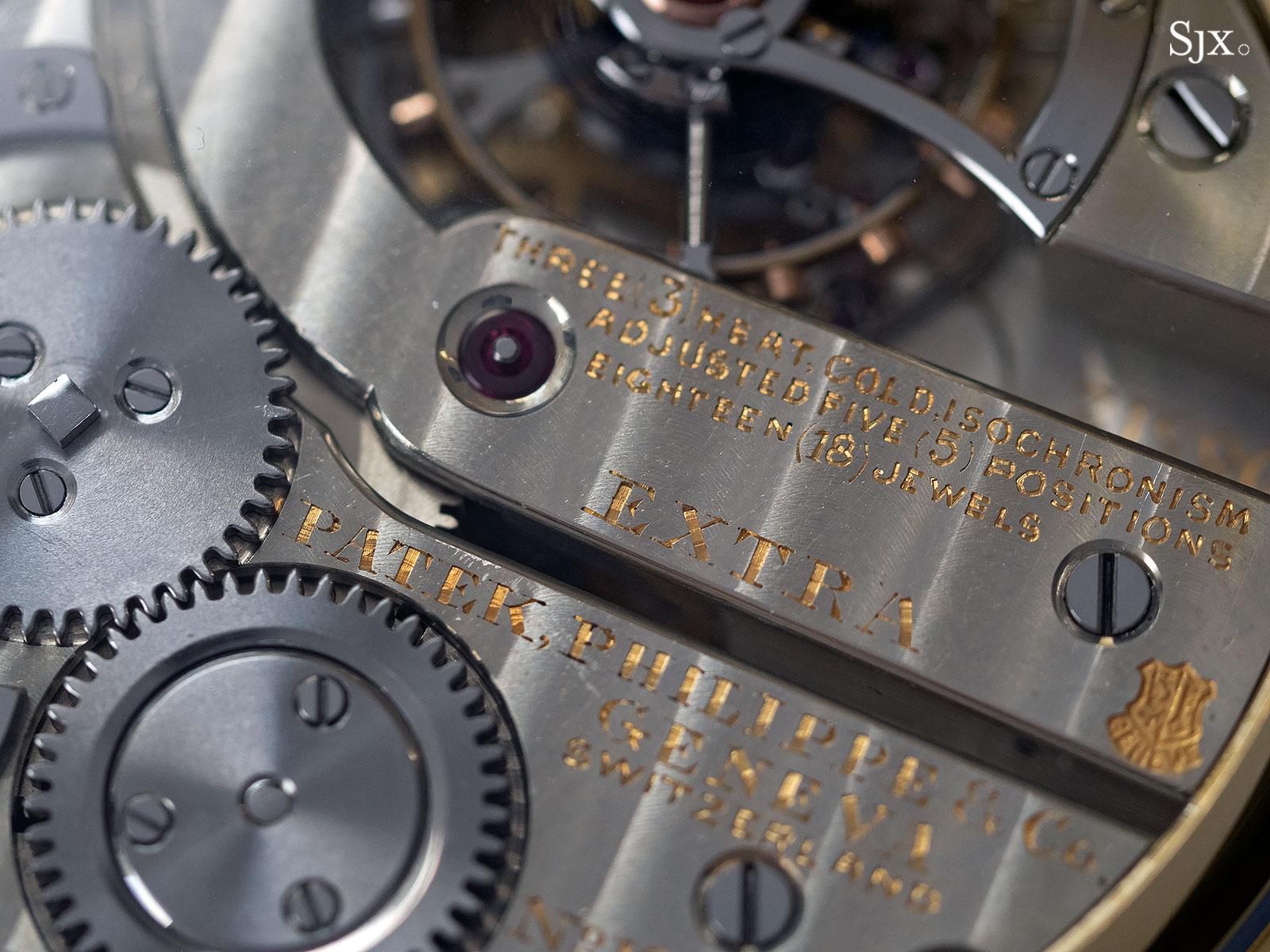 patek observatory tourbillon pocket watch 198312 7