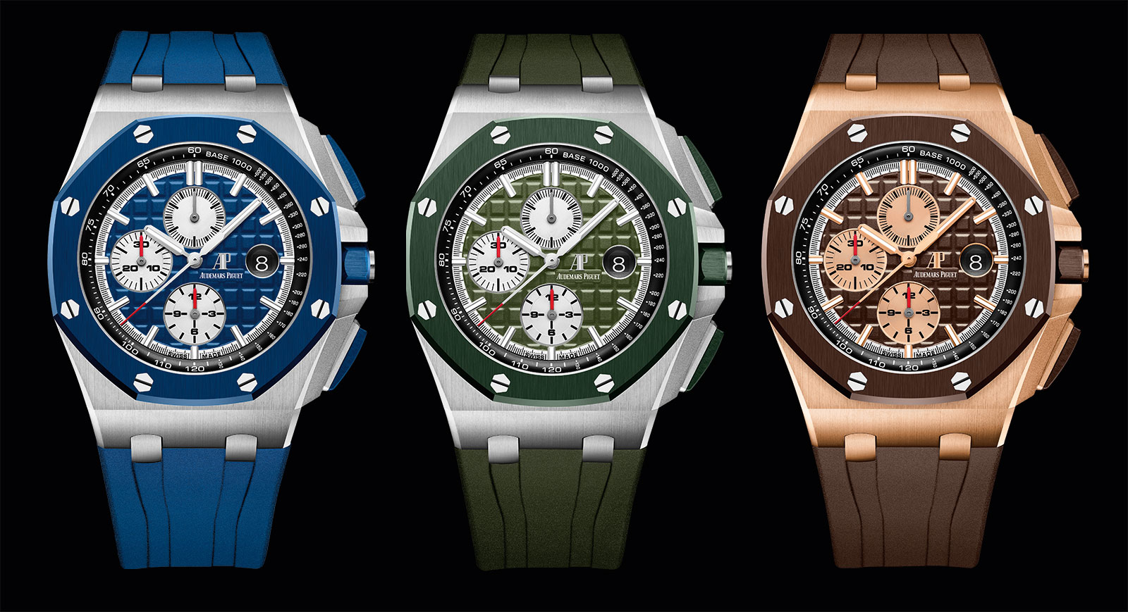 Audemars Piguet Royal Oak Offshore Camo 3