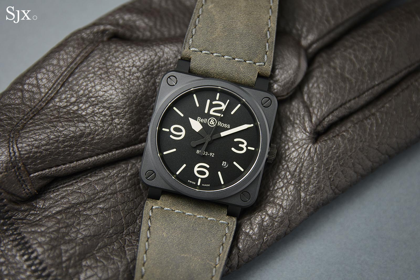 Bell & Ross BR 03-92 Nightlum 3