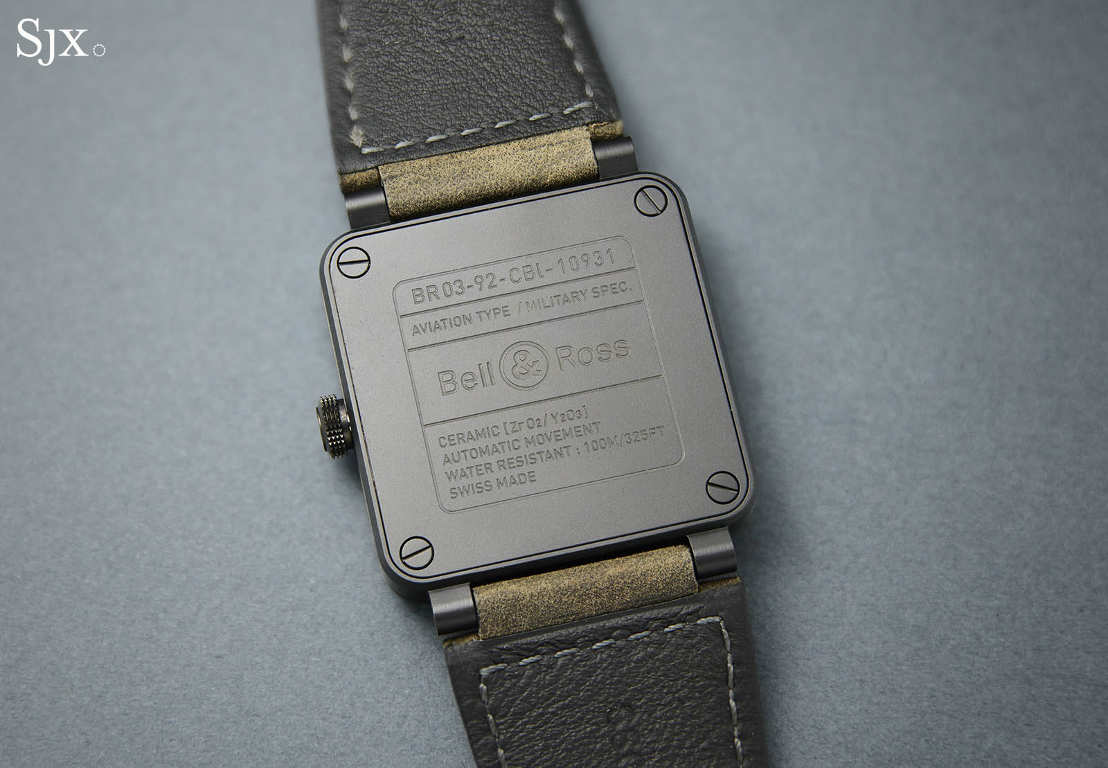 Bell & Ross BR 03-92 Nightlum 5