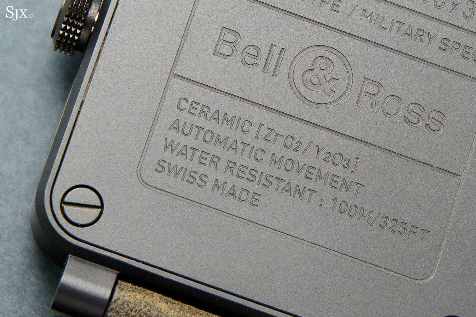 Bell Ross BR 03-92 Nightlum watch 3