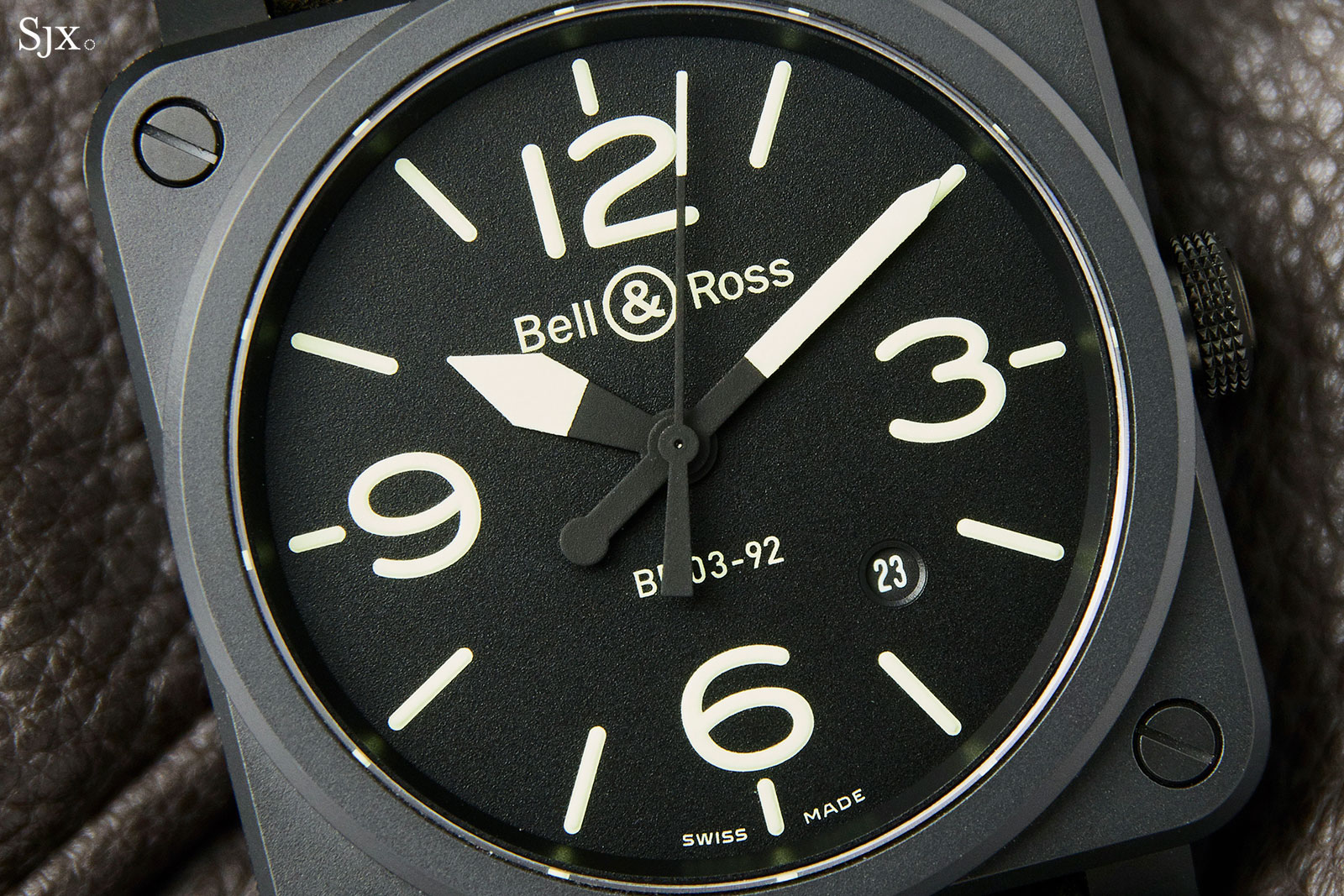 Bell Ross BR 03-92 Nightlum watch 4