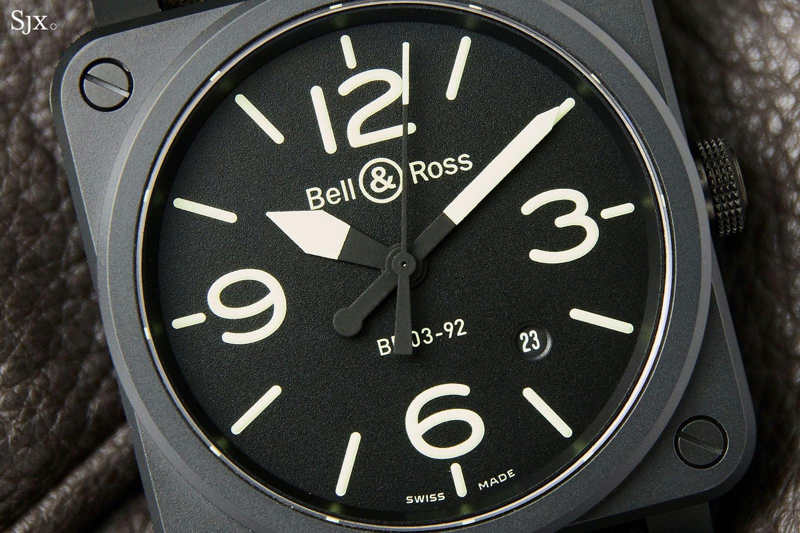 Bell Ross BR 03-92 Nightlum watch 4
