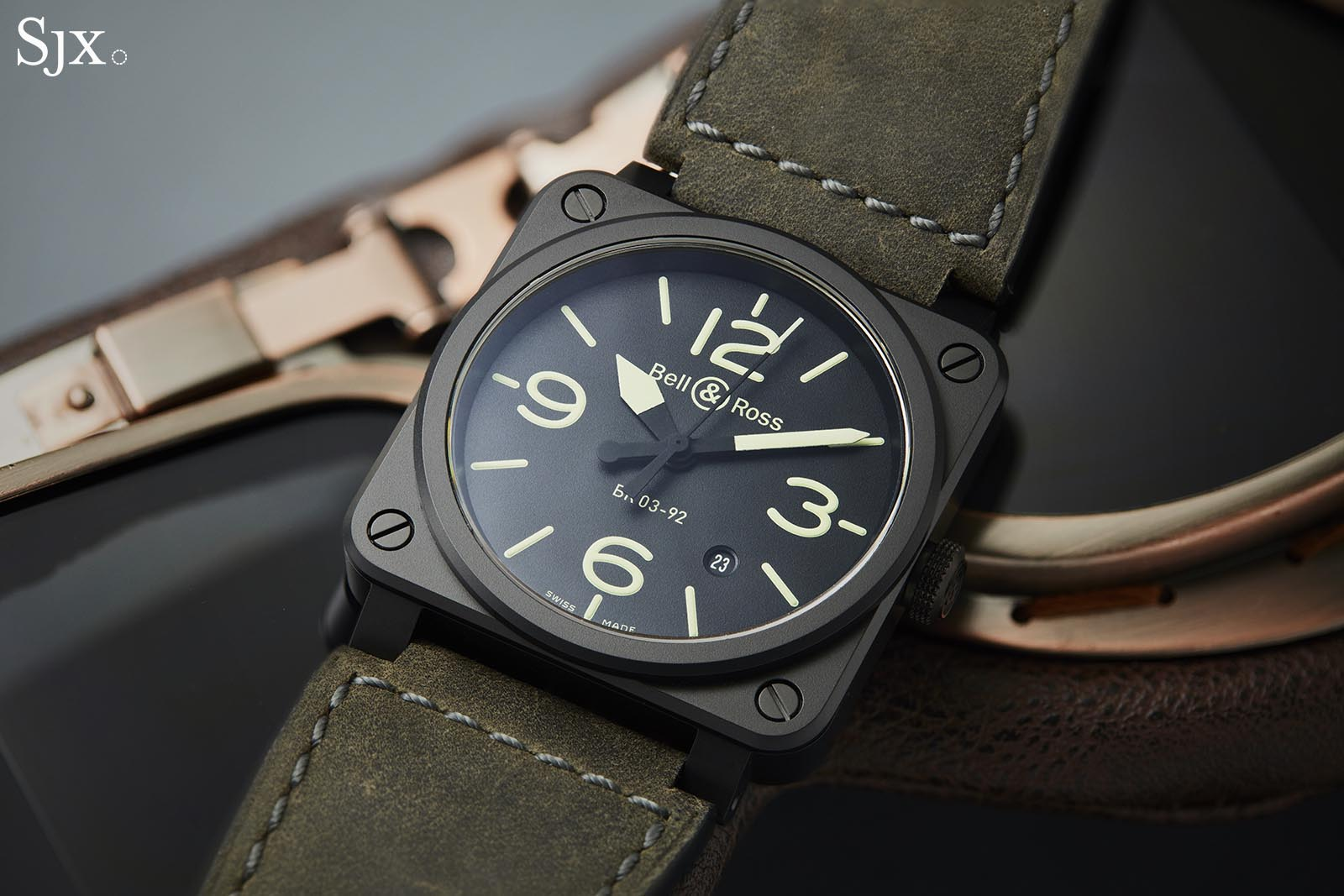 Bell & Ross BR 03-92 Nightlum