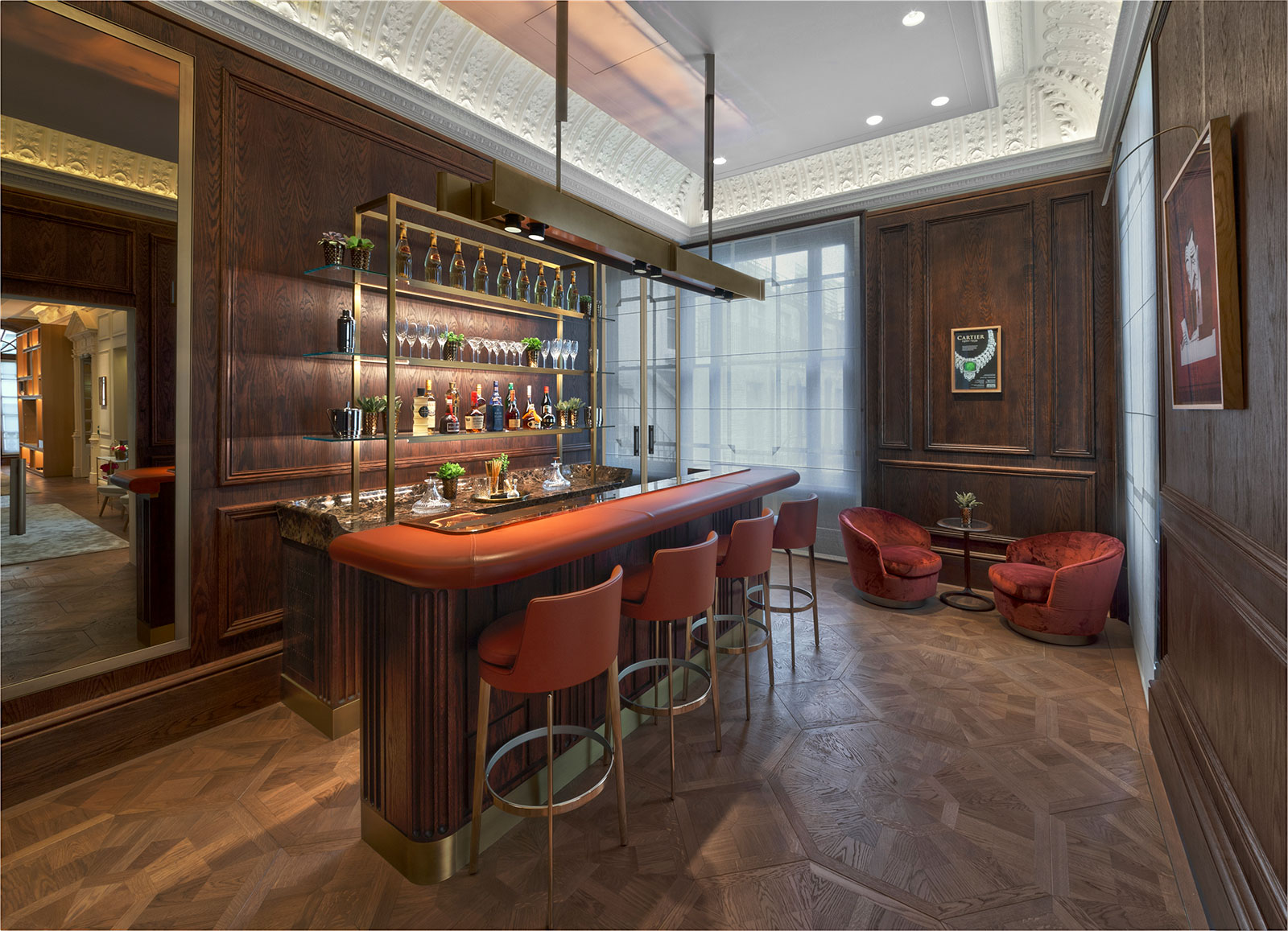 Cartier-Bond-Street-Boutique-The-Residence-Bar