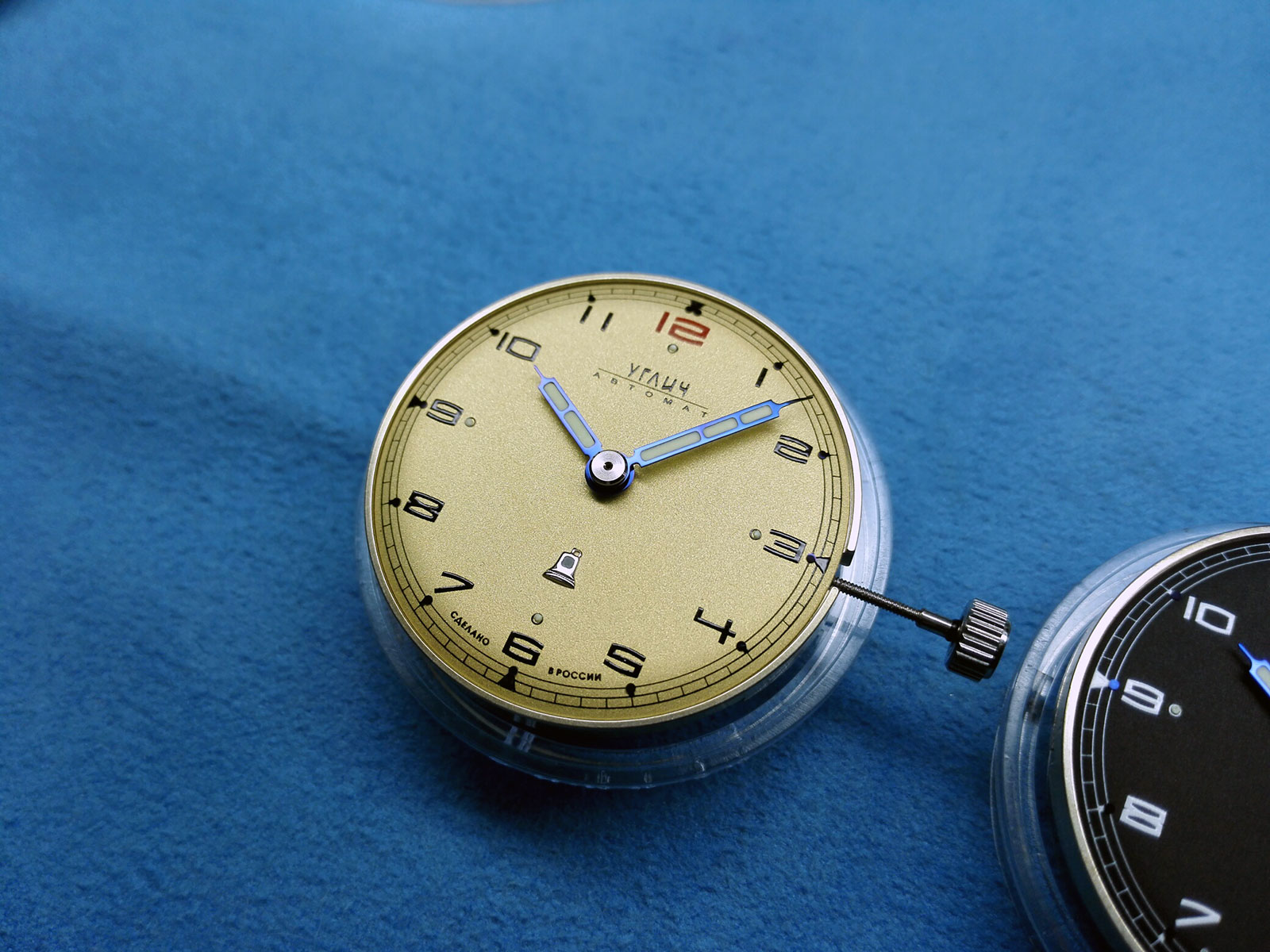 Colibrica Design Uglich automatic watch 1